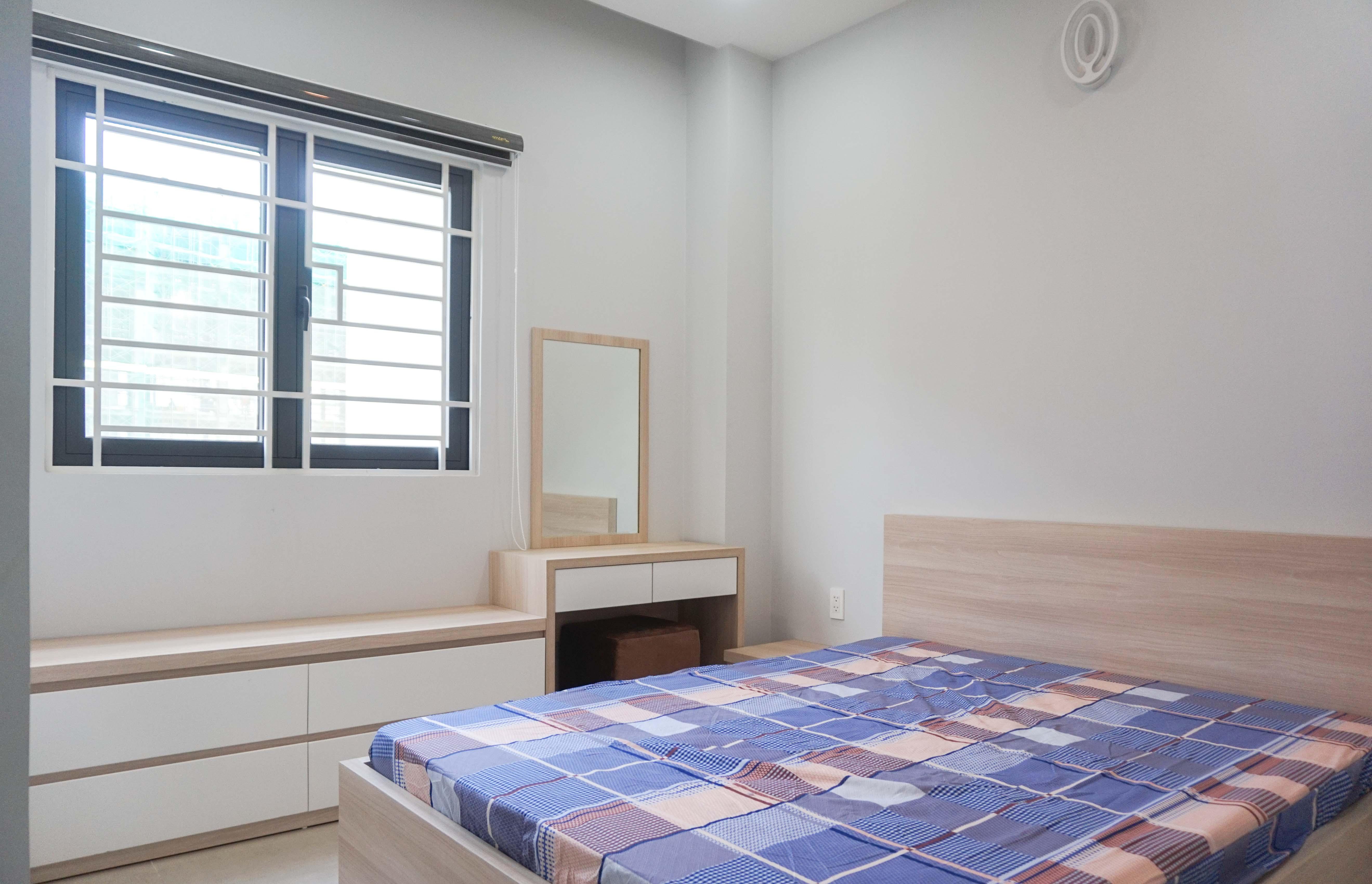 Cho Thuê Duplex 1 PN An Phu Apartment - Đầy Đủ Nội Thất & Ấm Cúng -17