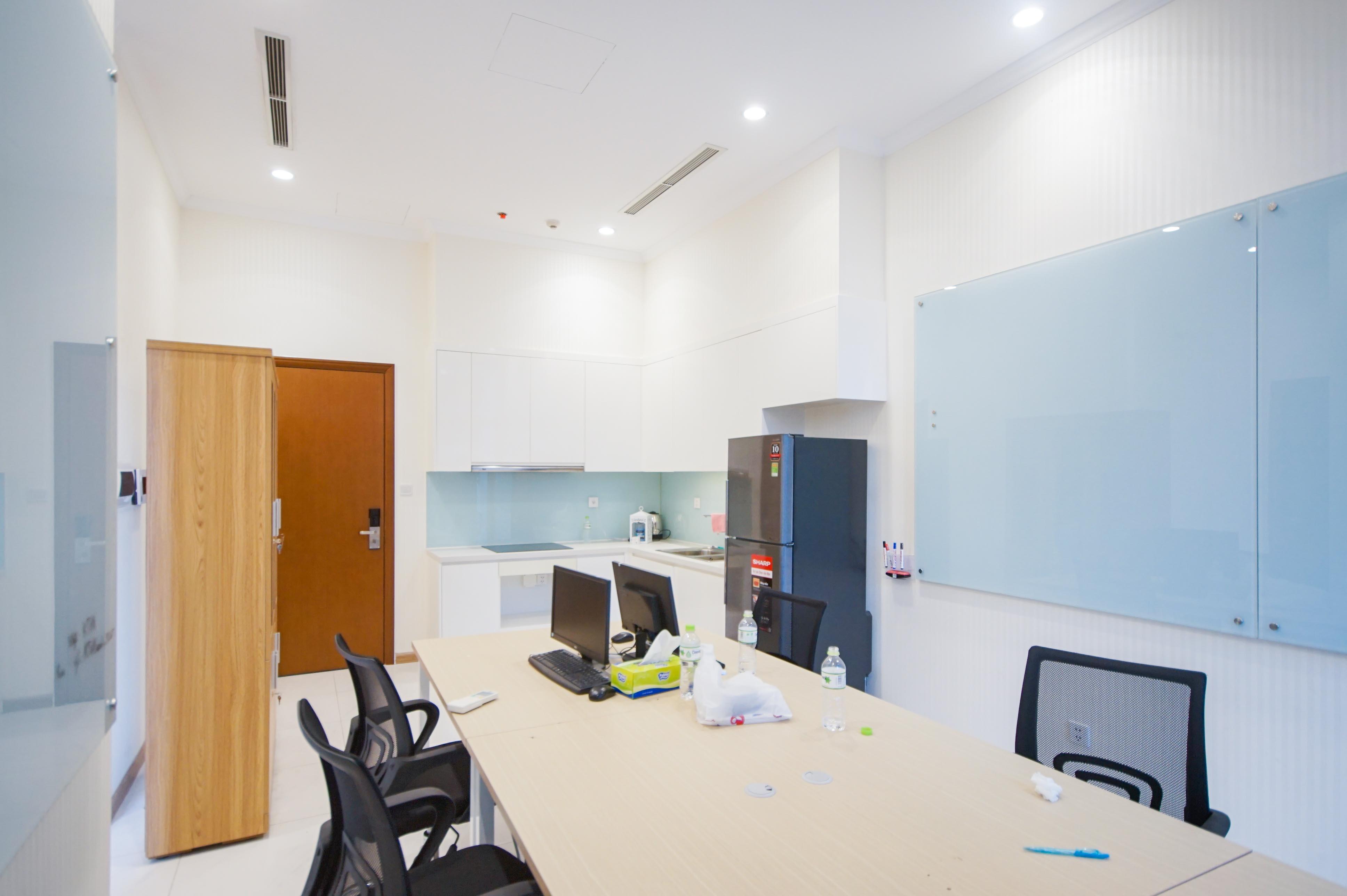 Cho Thuê Office-tel 1 PN Vinhomes Central Park - View Pháo Hoa -6
