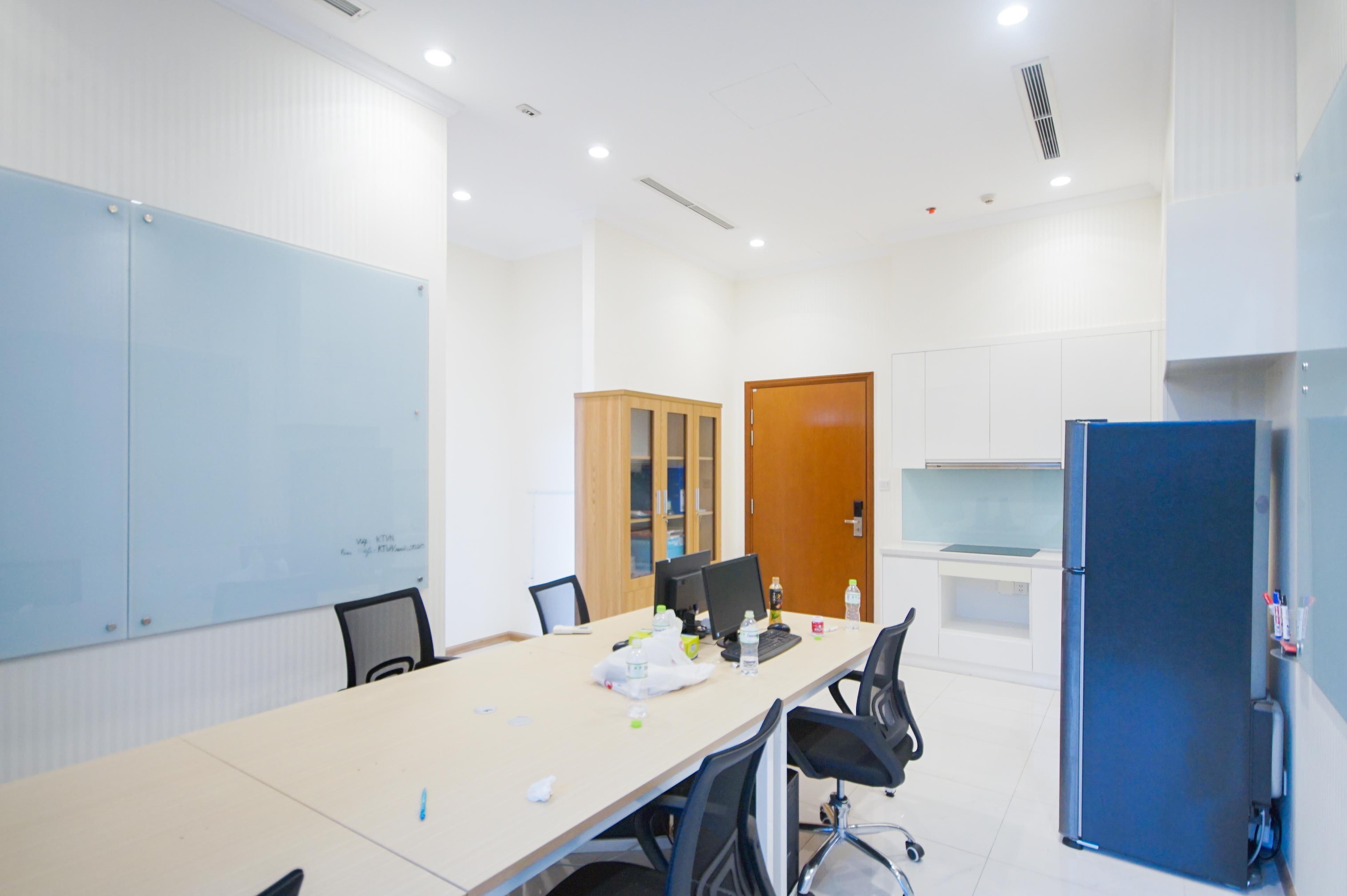 Cho Thuê Office-tel 1 PN Vinhomes Central Park - View Pháo Hoa -4