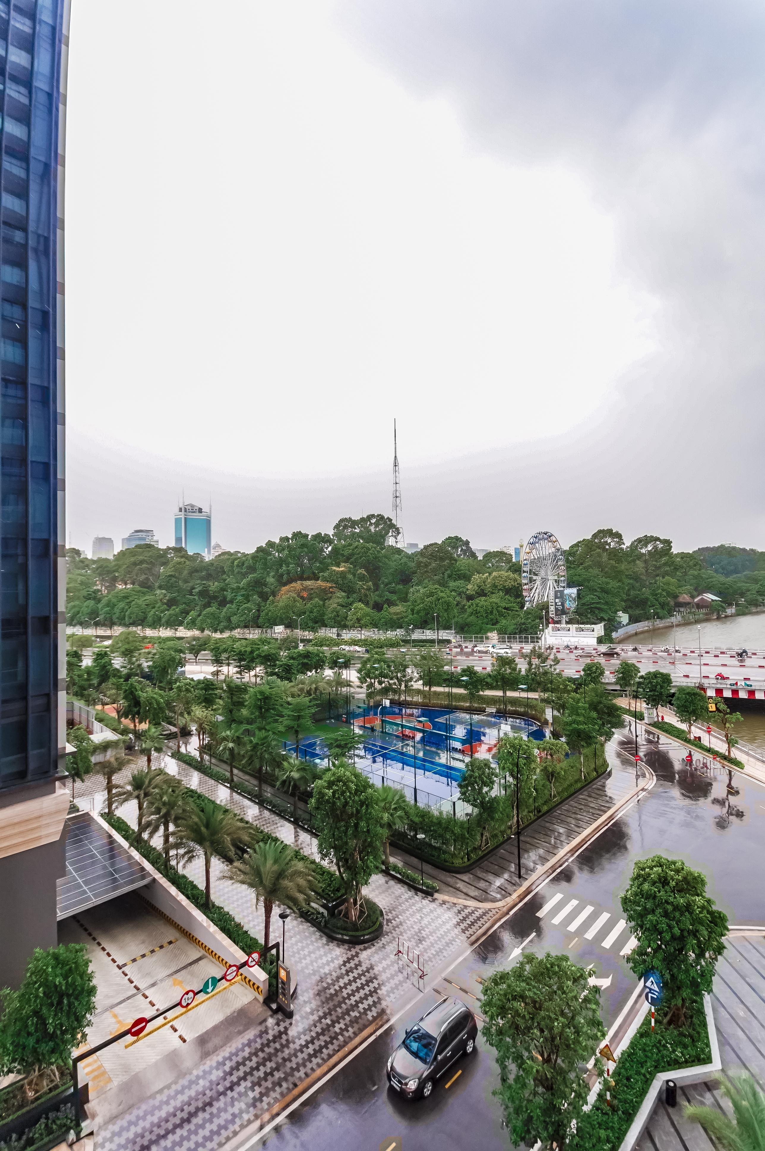 Cho Thuê Office-tel 2 PN Vinhomes Golden River - Tiện Ích 5 Sao-6