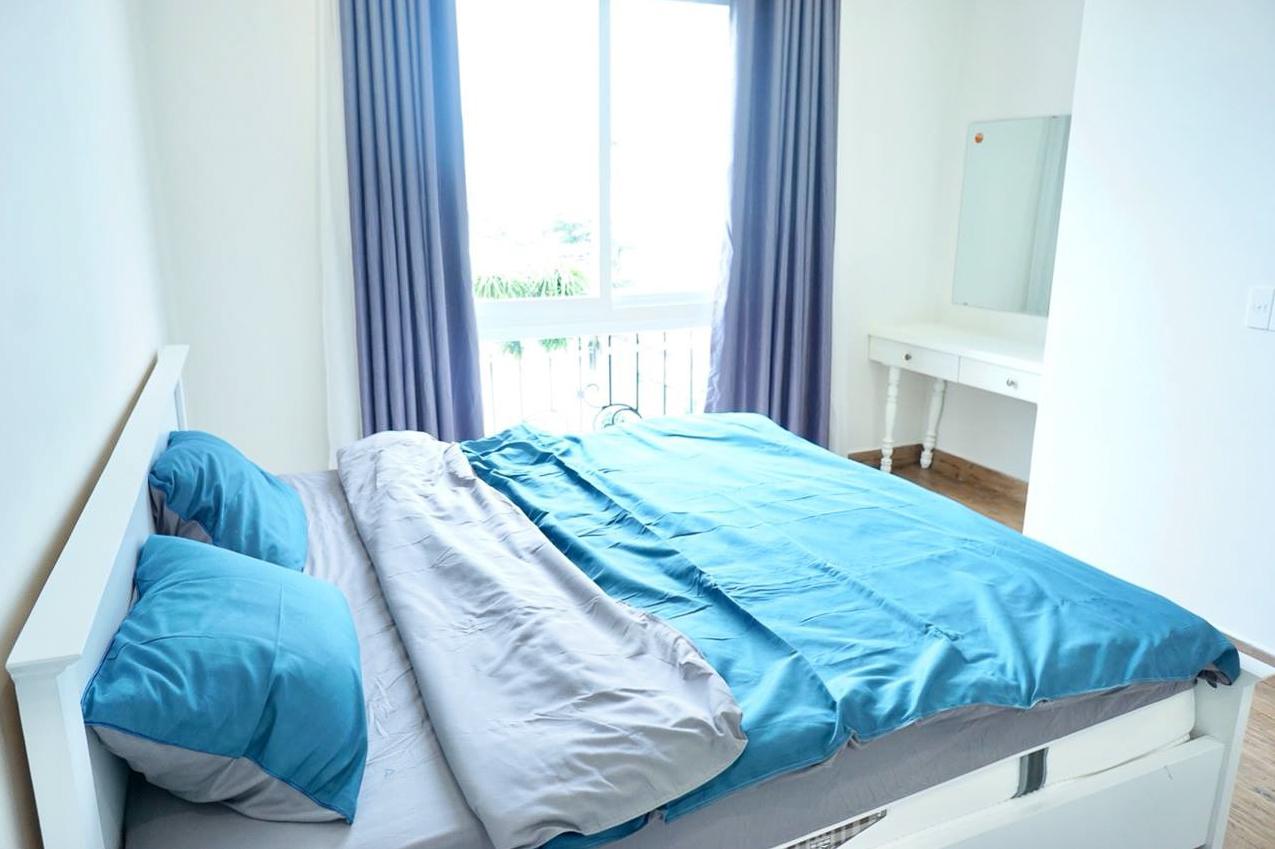 Cho Thuê Căn hộ dịch vụ 1 phòng ngủ - Nội Thất Đầy Đủ - Nội thất Trang Nhã Và Tinh Tế-1