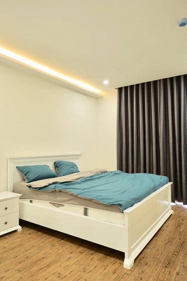 Cho Thuê Căn hộ dịch vụ 1 phòng ngủ - Nội Thất Đầy Đủ - Nội thất Trang Nhã Và Tinh Tế-0