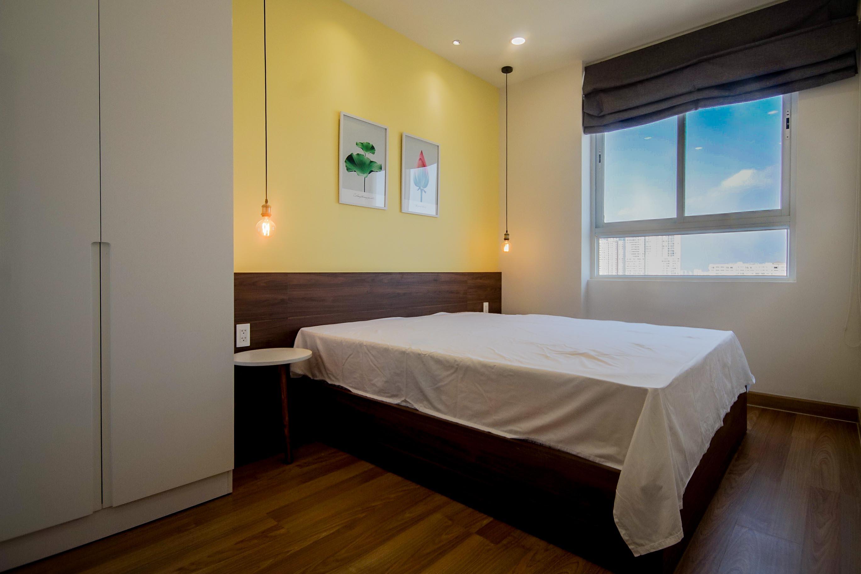 Căn hộ 1 PN Grand Riverside - Đầy Đủ Nội Thất - Không gian ấm cúng và tràn ngập ánh sáng-1