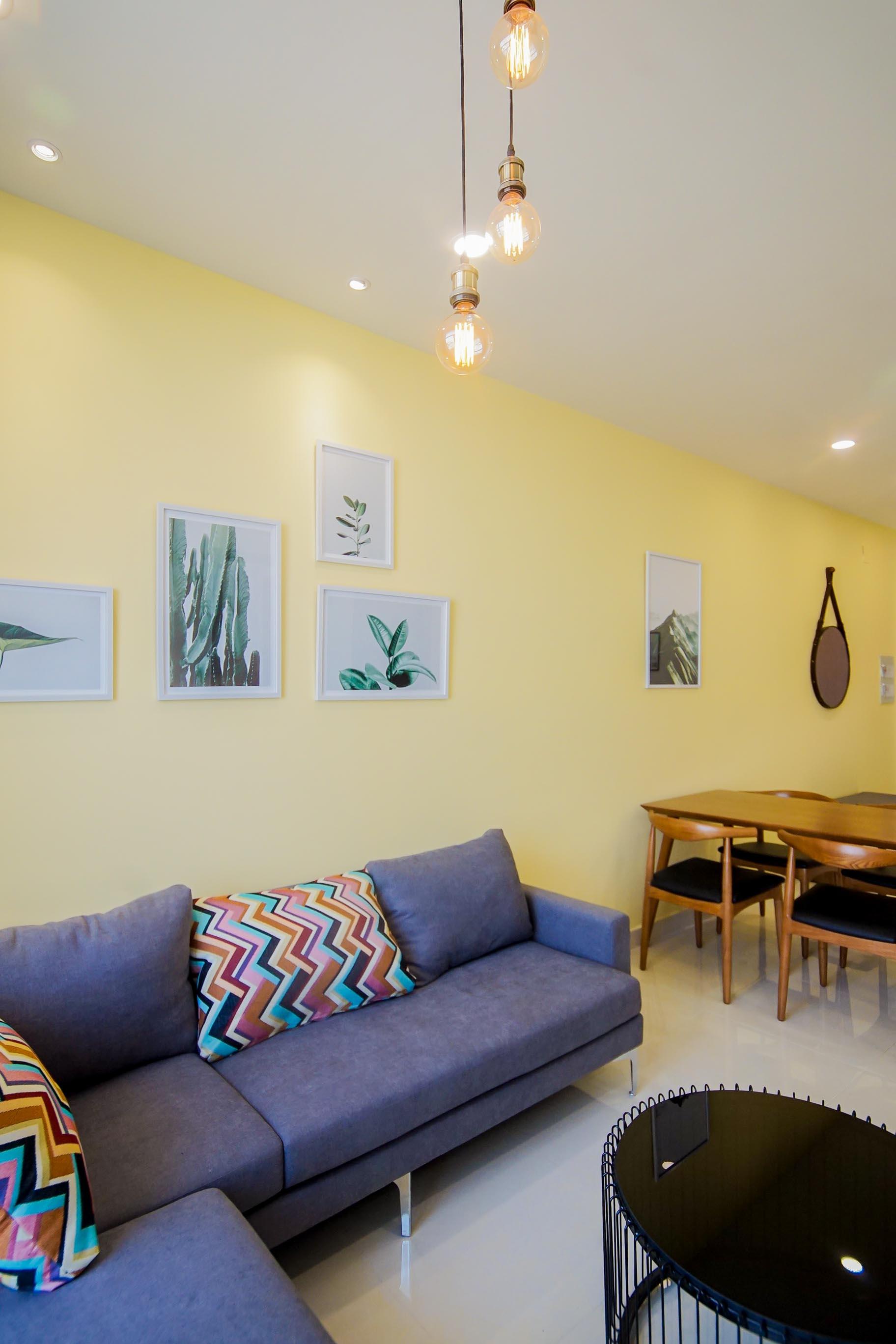 Căn hộ 1 PN Grand Riverside - Đầy Đủ Nội Thất - Không gian ấm cúng và tràn ngập ánh sáng-8