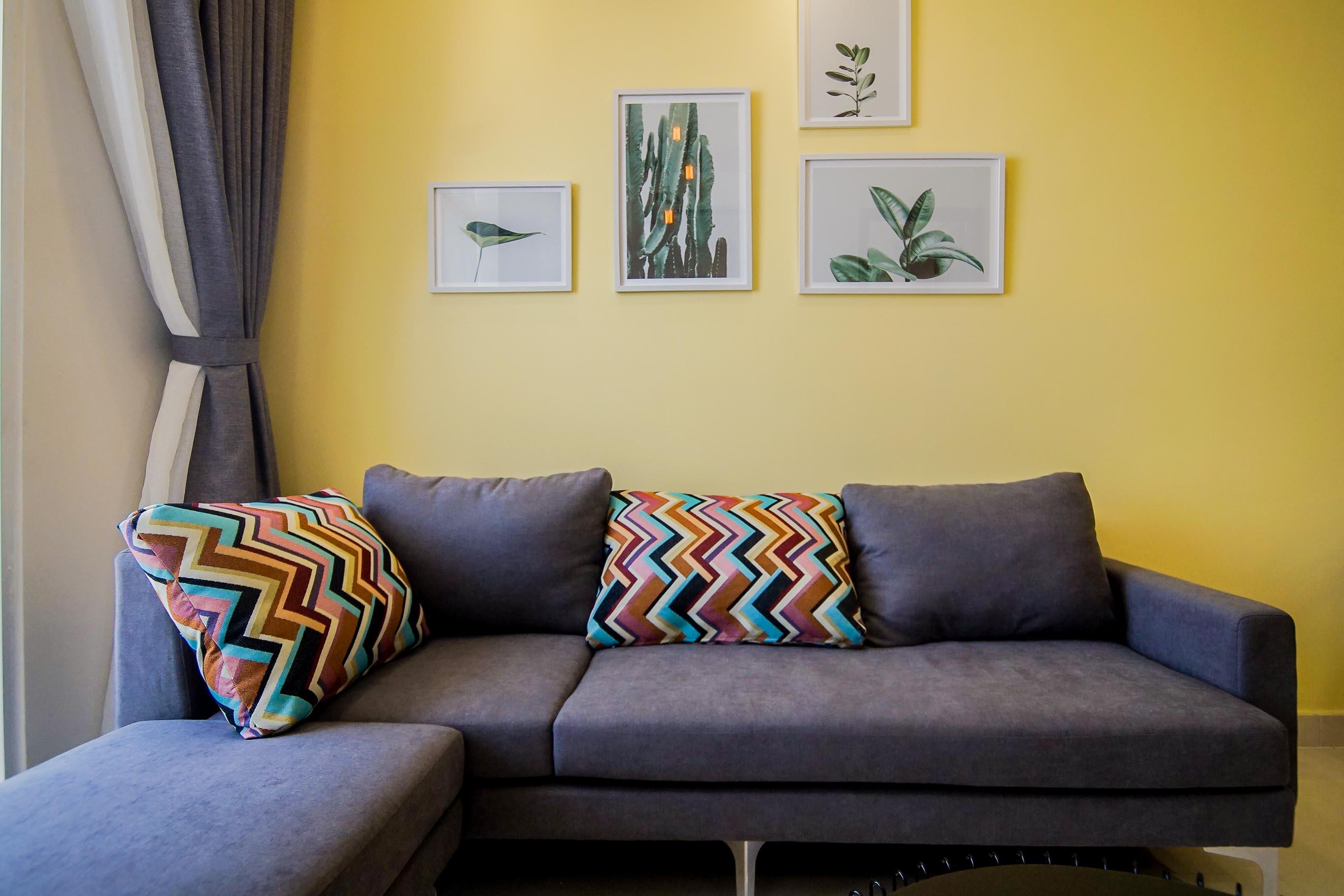 Căn hộ 1 PN Grand Riverside - Đầy Đủ Nội Thất - Không gian ấm cúng và tràn ngập ánh sáng-10