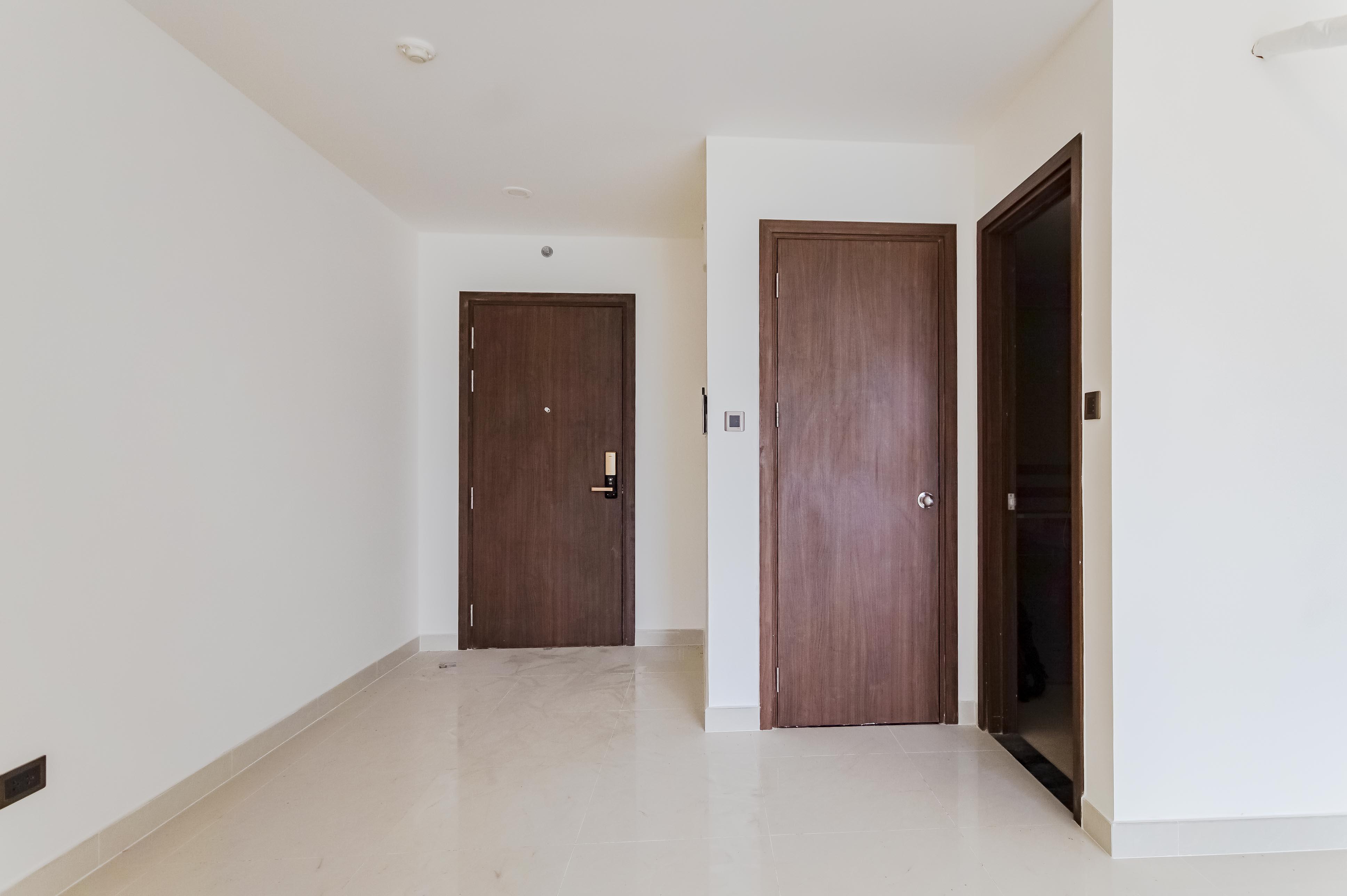 Căn hộ Office-tel 1 PN Saigon Royal Residence - Không Nội Thất & Tươi Sáng-5