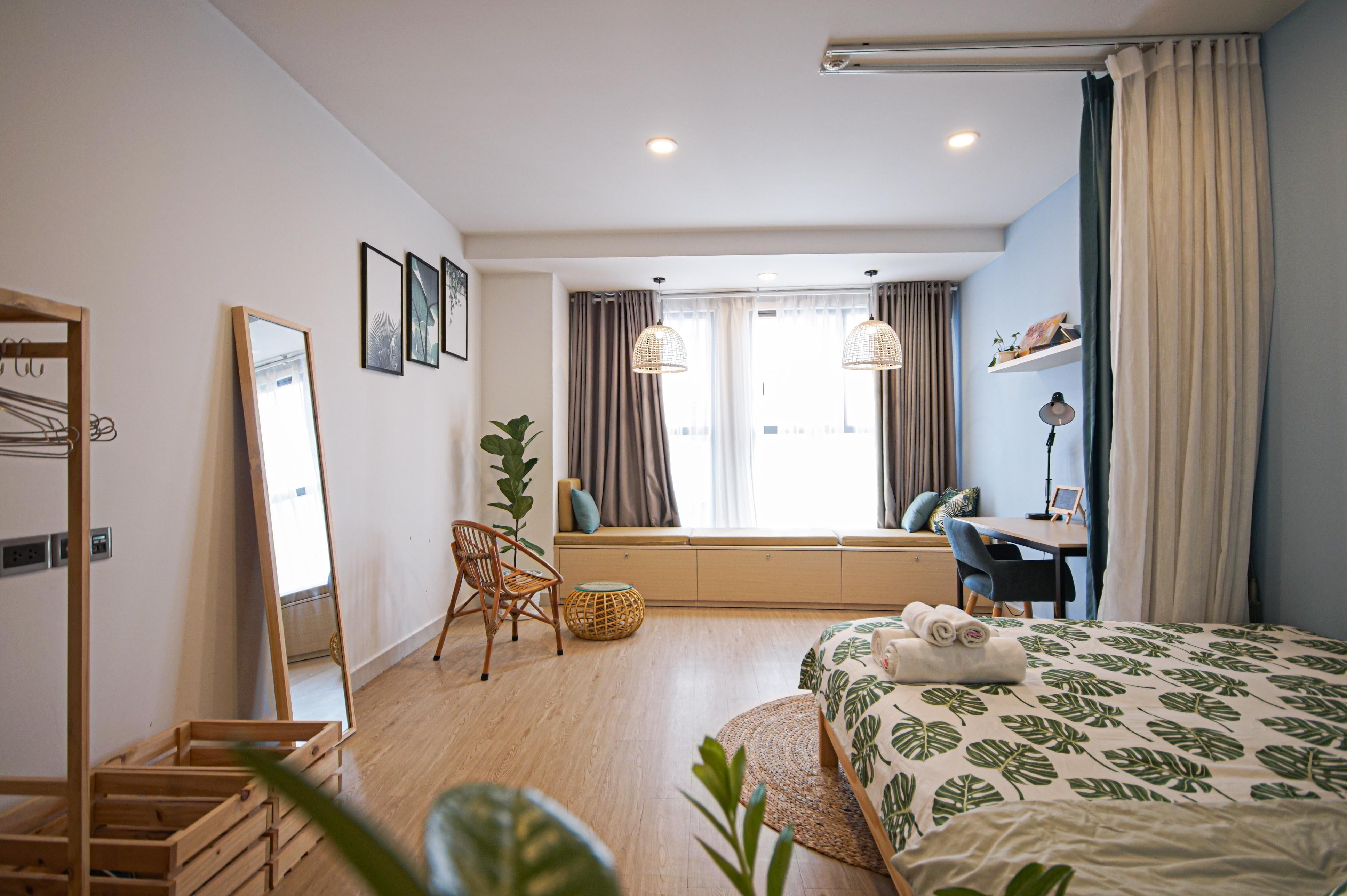 Cho Thuê Căn hộ Office-tel 1 PN Saigon Royal Residence - Đầy Đủ Nội Thất & Ấm Cúng-6