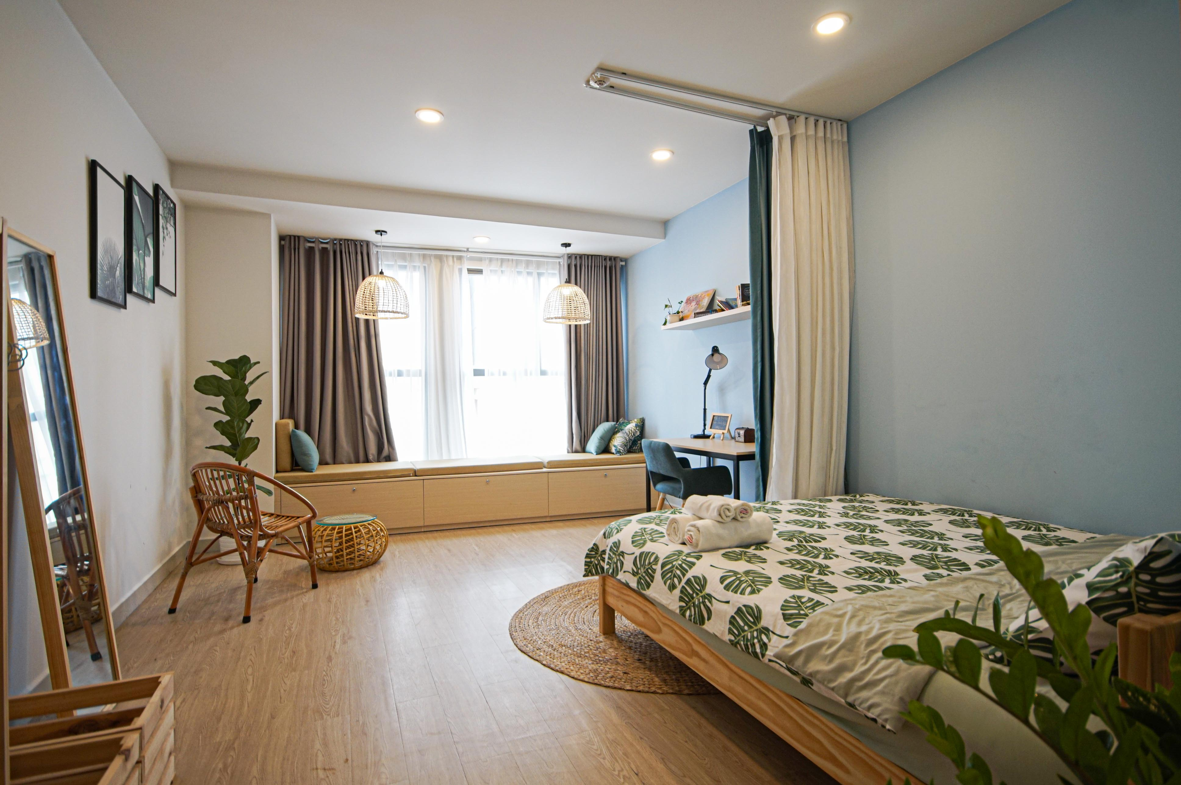 Cho Thuê Căn hộ Office-tel 1 PN Saigon Royal Residence - Đầy Đủ Nội Thất & Ấm Cúng-8
