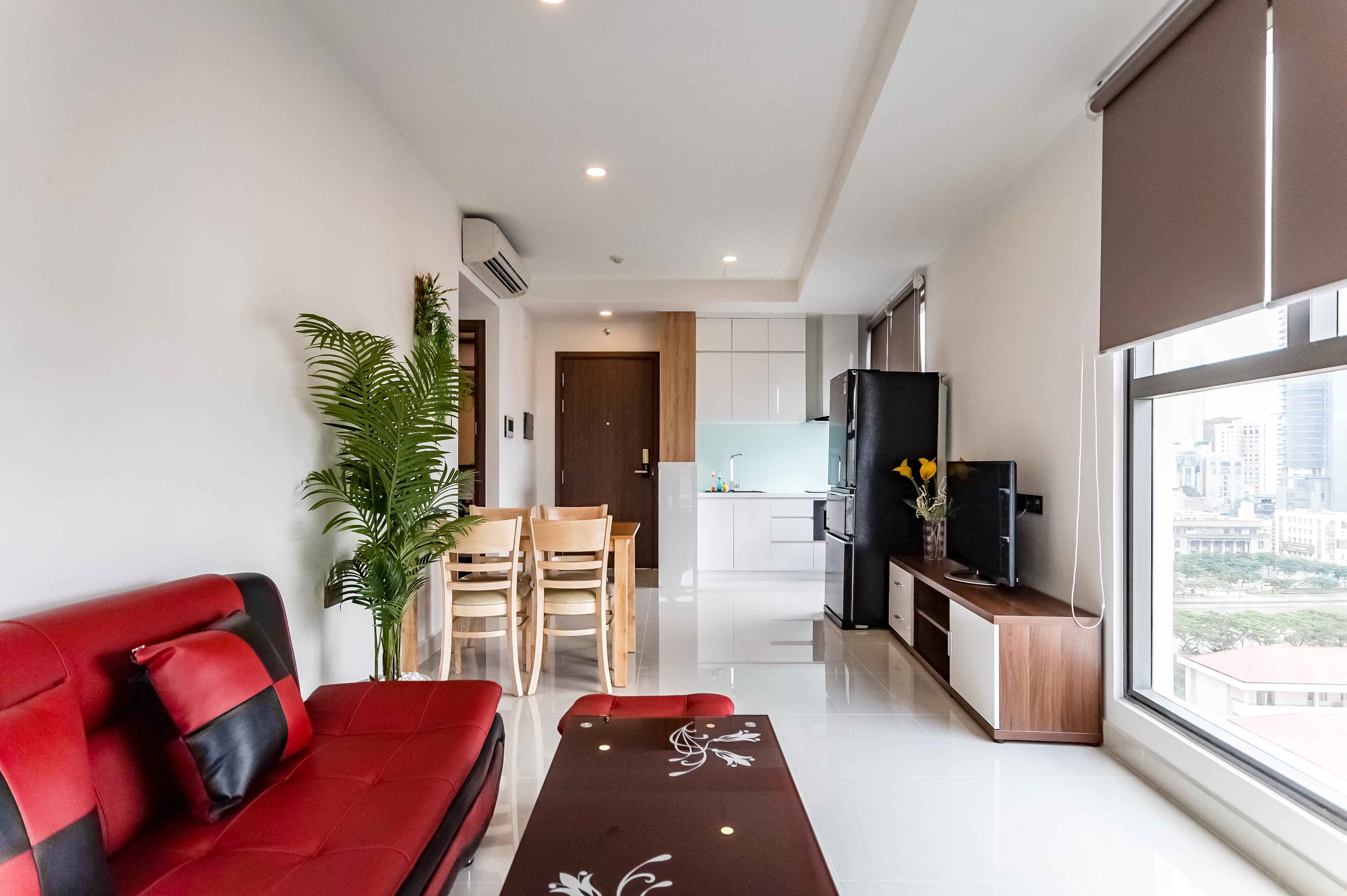Căn hộ 1 PN Saigon Royal Residence - Đầy Đủ Nội Thất & Thân Thiện-6