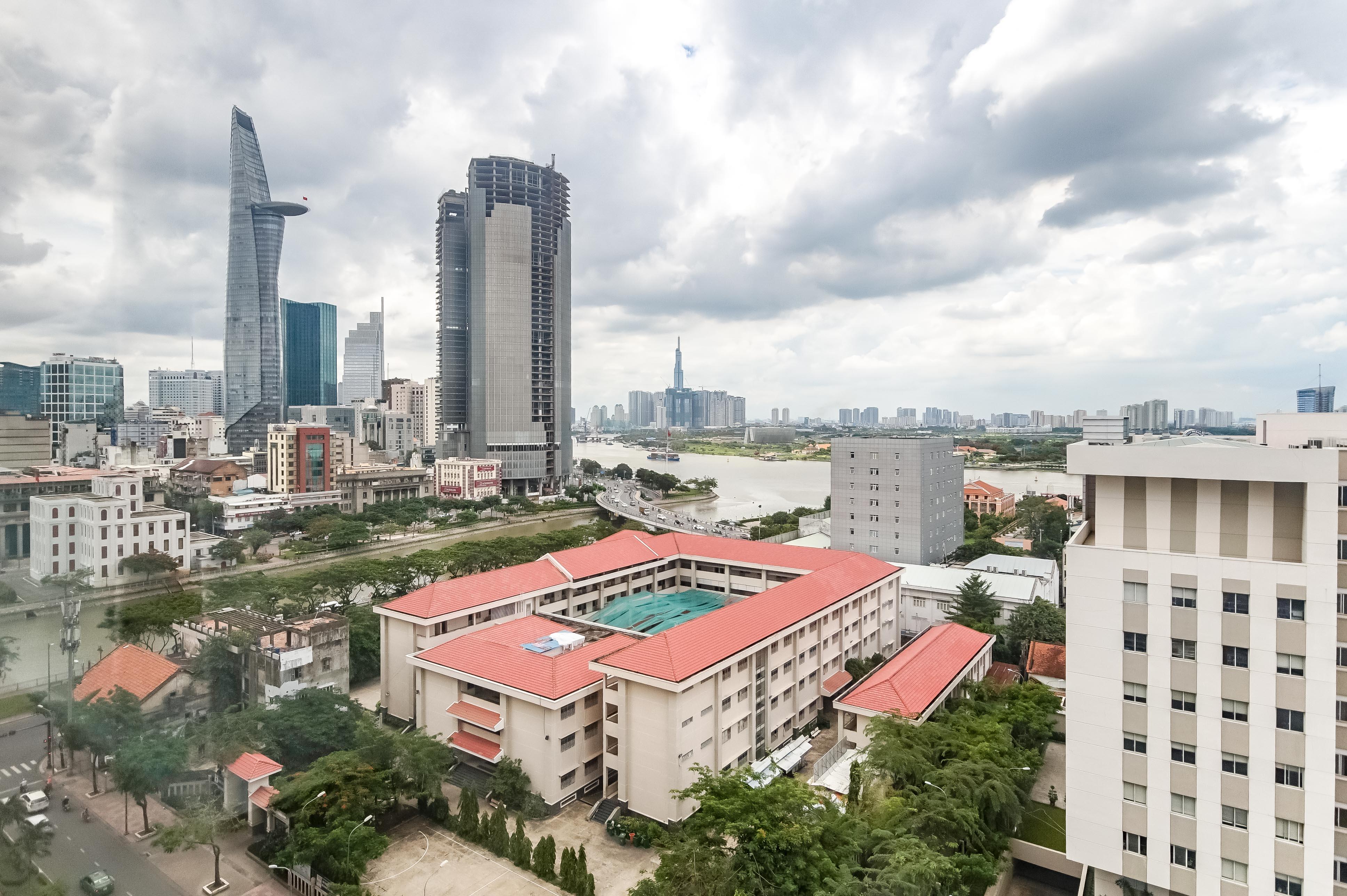 Căn hộ 1 PN Saigon Royal Residence - Đầy Đủ Nội Thất & Thân Thiện-2