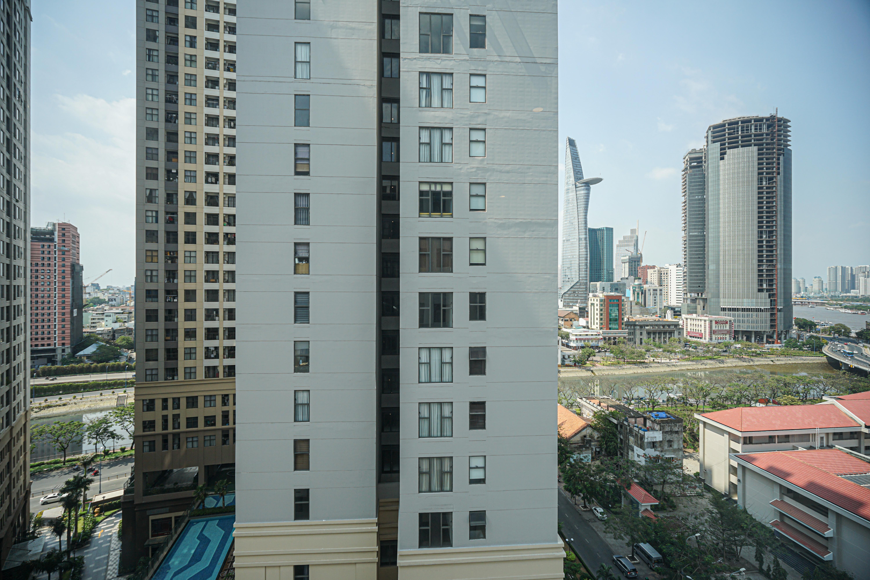 Căn hộ Office-tel 1 PN Saigon Royal Residence - Đầy Đủ Nội Thất & Nổi Bật-5