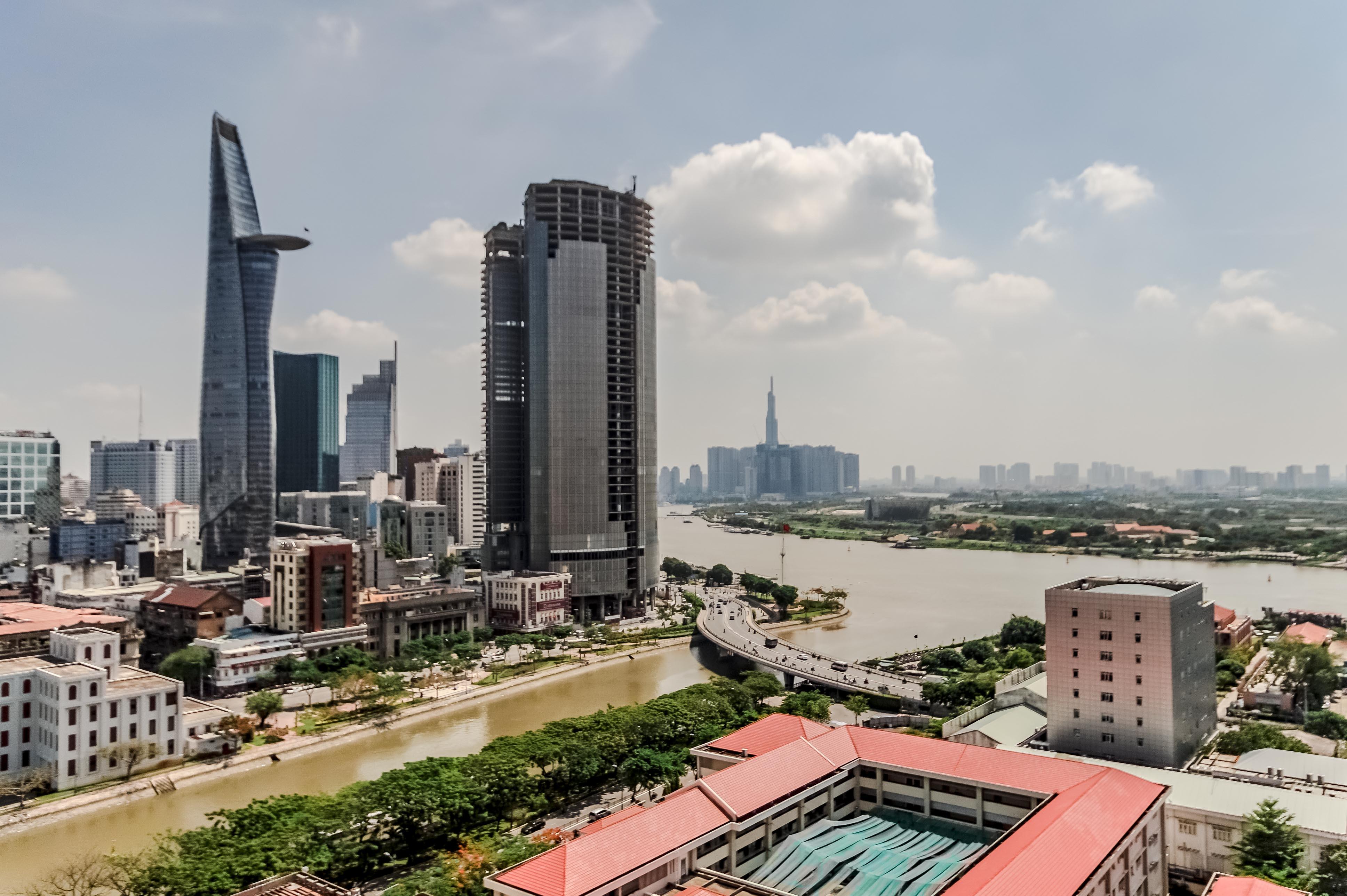 Căn hộ 1 PN Saigon Royal Residence - Nội Thất Cơ Bản & Tràn Ngập Ánh Sáng-10