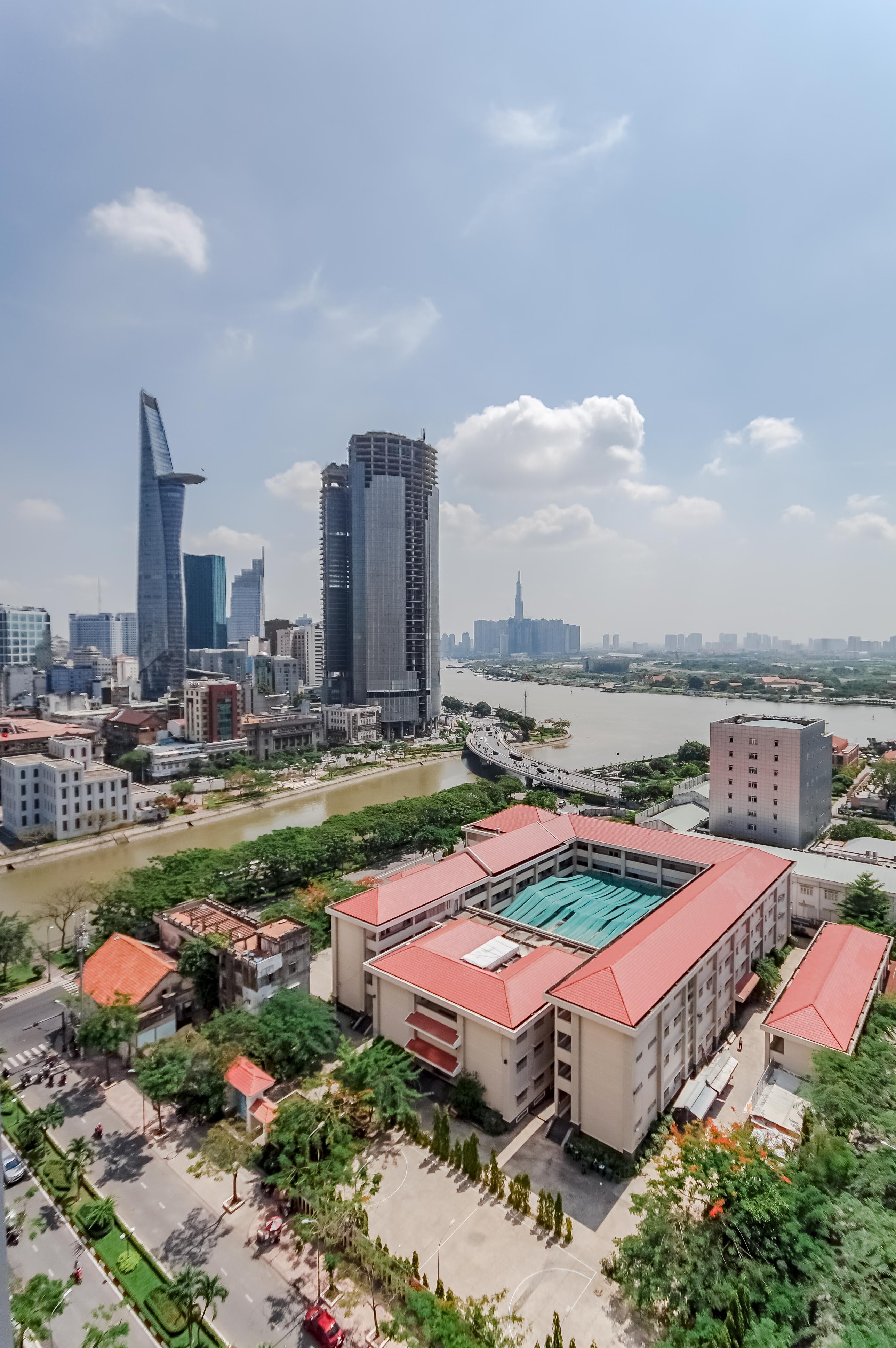 Căn hộ 1 PN Saigon Royal Residence - Nội Thất Cơ Bản & Tràn Ngập Ánh Sáng-11