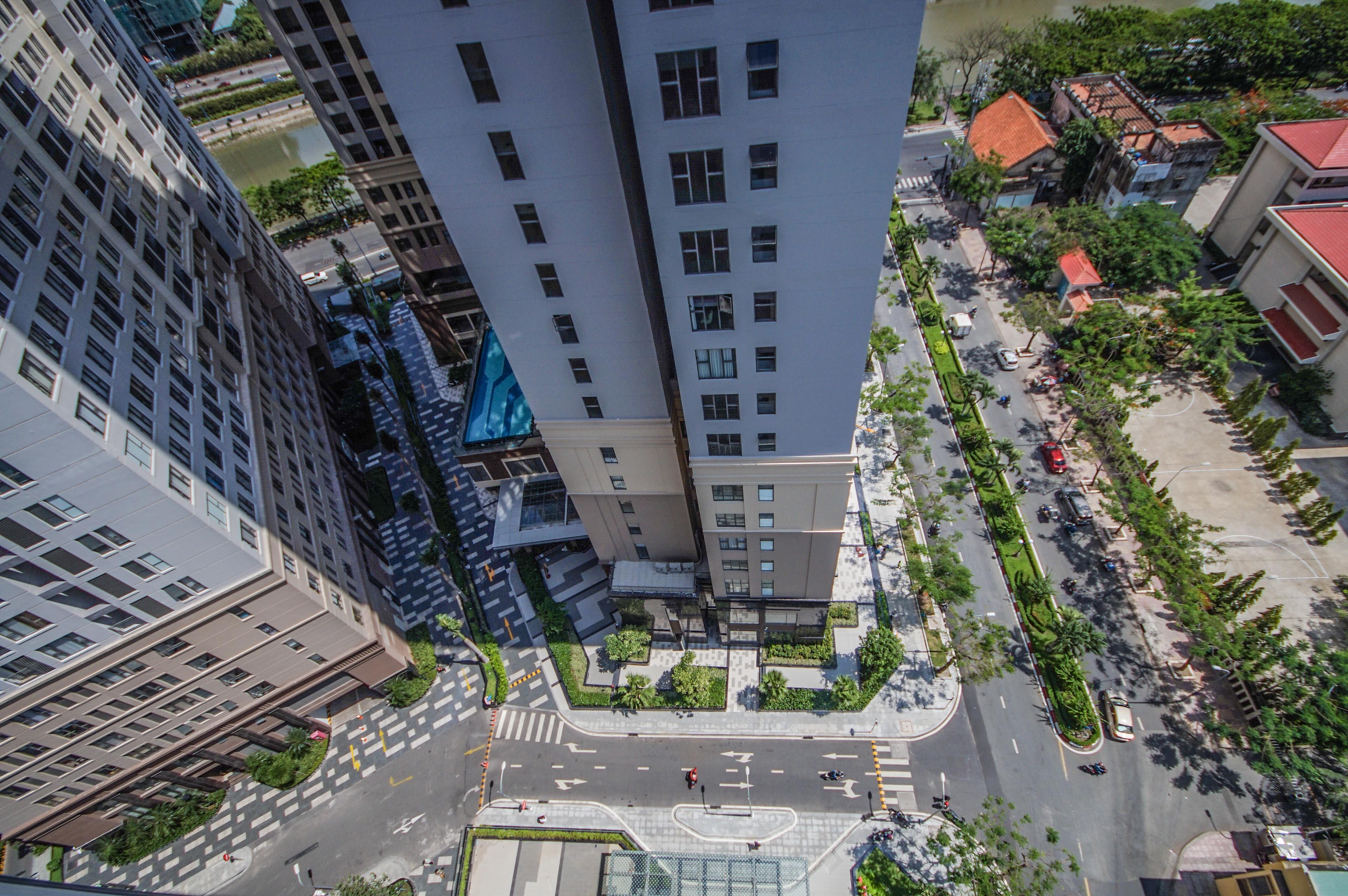 Căn hộ 1 PN Saigon Royal Residence - Nội Thất Cơ Bản & Tràn Ngập Ánh Sáng-12