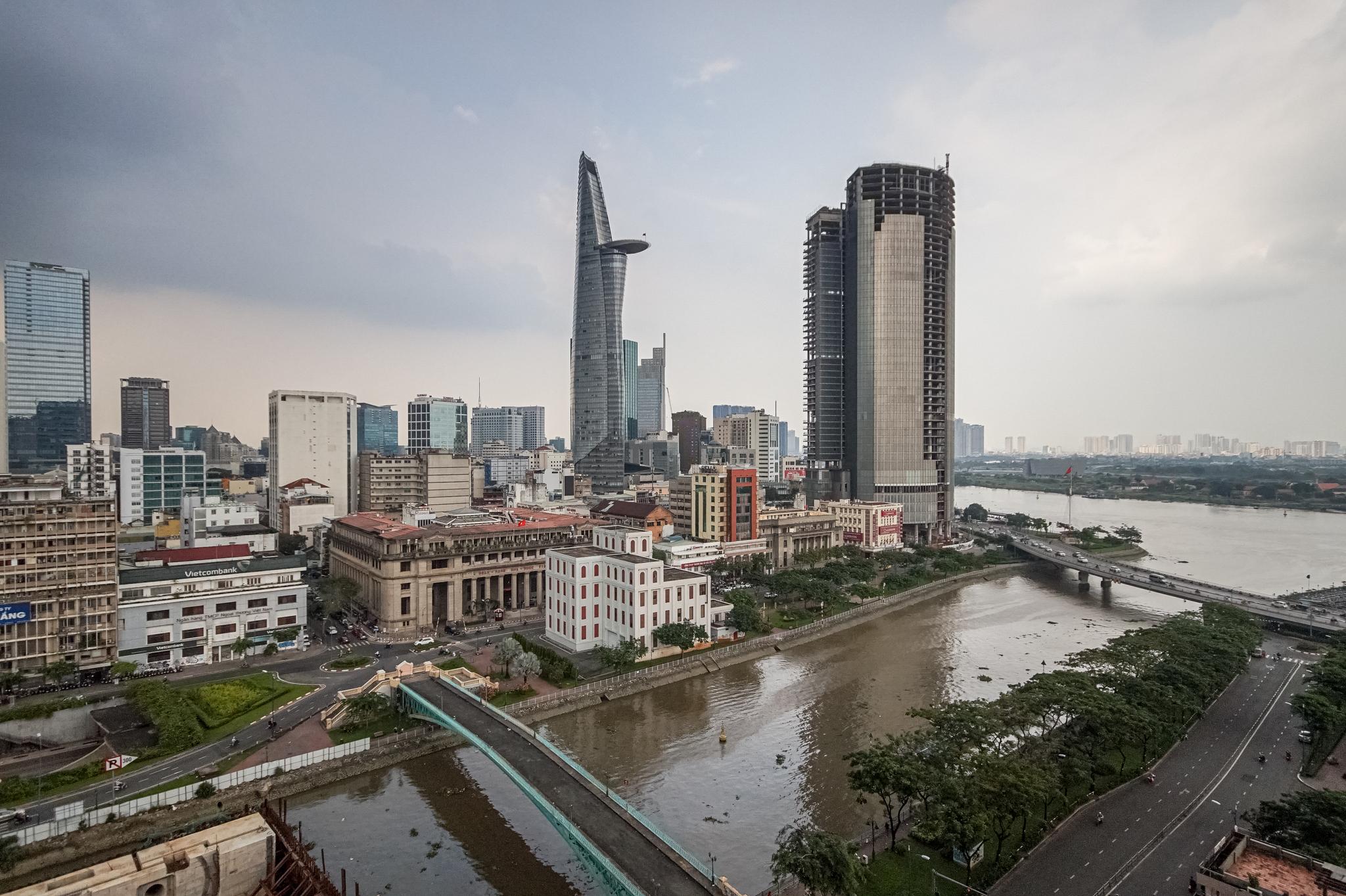 Căn hộ 2 PN Saigon Royal Residence - Đầy Đủ Nội Thất & Thanh Lịch-8