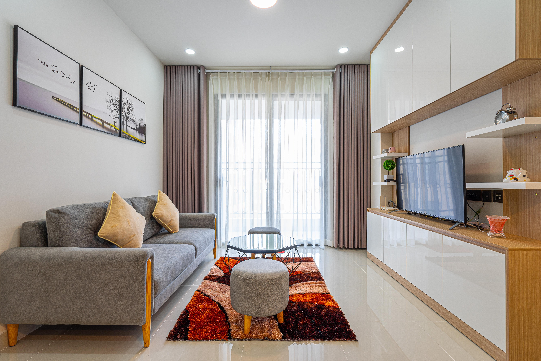 Cho Thuê Căn hộ 1 PN Saigon Royal Residence - Đầy Đủ Nội Thất & Rực Rỡ-6