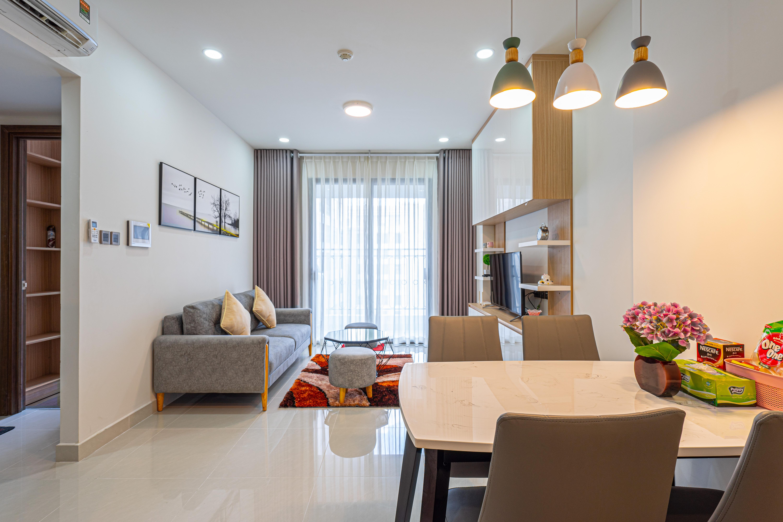 Cho Thuê Căn hộ 1 PN Saigon Royal Residence - Đầy Đủ Nội Thất & Rực Rỡ-1