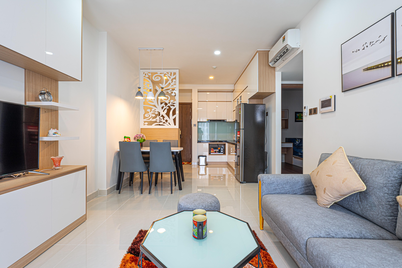 Cho Thuê Căn hộ 1 PN Saigon Royal Residence - Đầy Đủ Nội Thất & Rực Rỡ-7