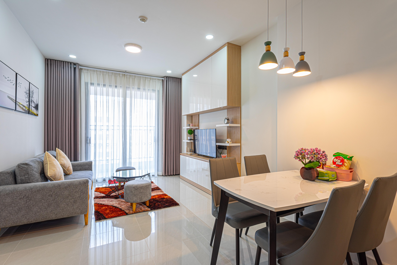 Cho Thuê Căn hộ 1 PN Saigon Royal Residence - Đầy Đủ Nội Thất & Rực Rỡ-3