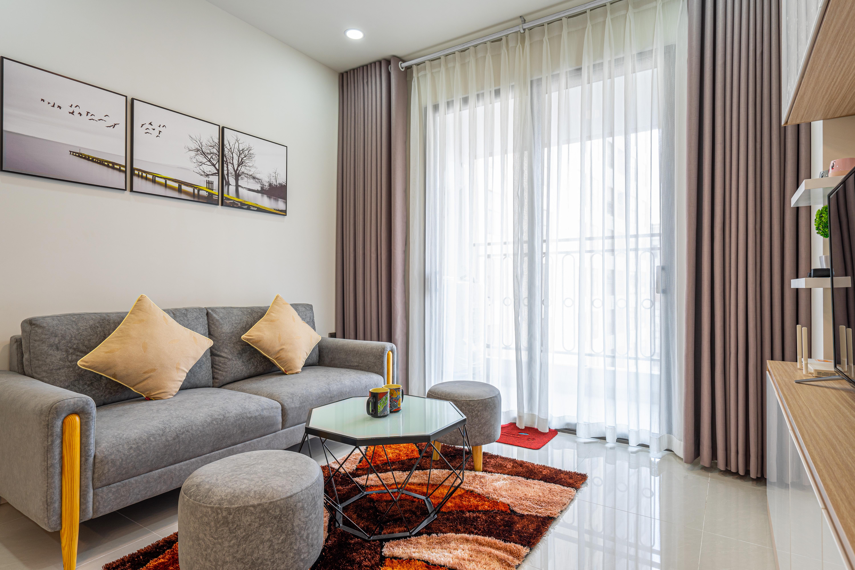 Cho Thuê Căn hộ 1 PN Saigon Royal Residence - Đầy Đủ Nội Thất & Rực Rỡ-5