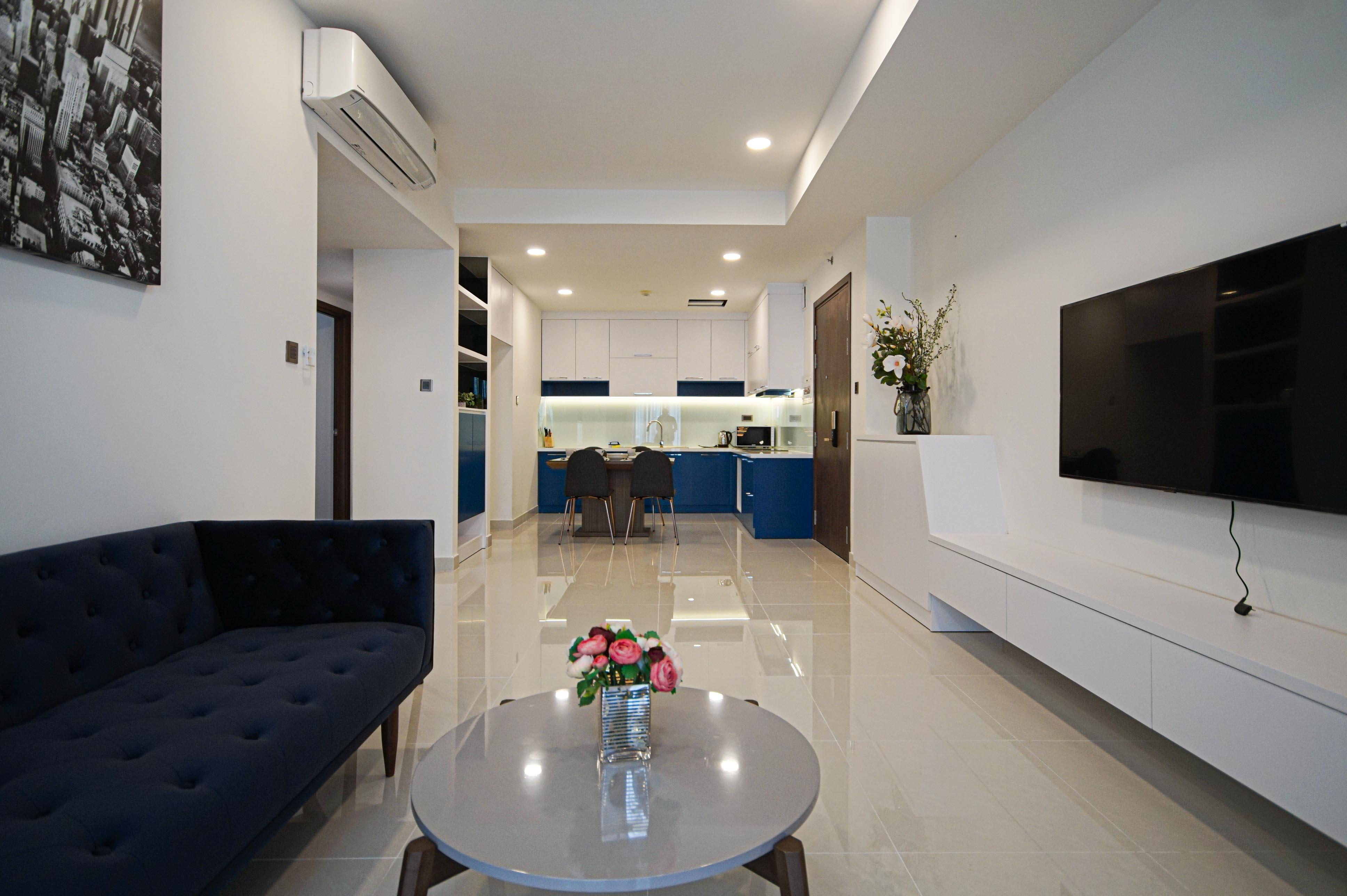 Cho Thuê Căn hộ PN Saigon Royal Residence - Đầy Đủ Nội Thất & Tinh Tế-4