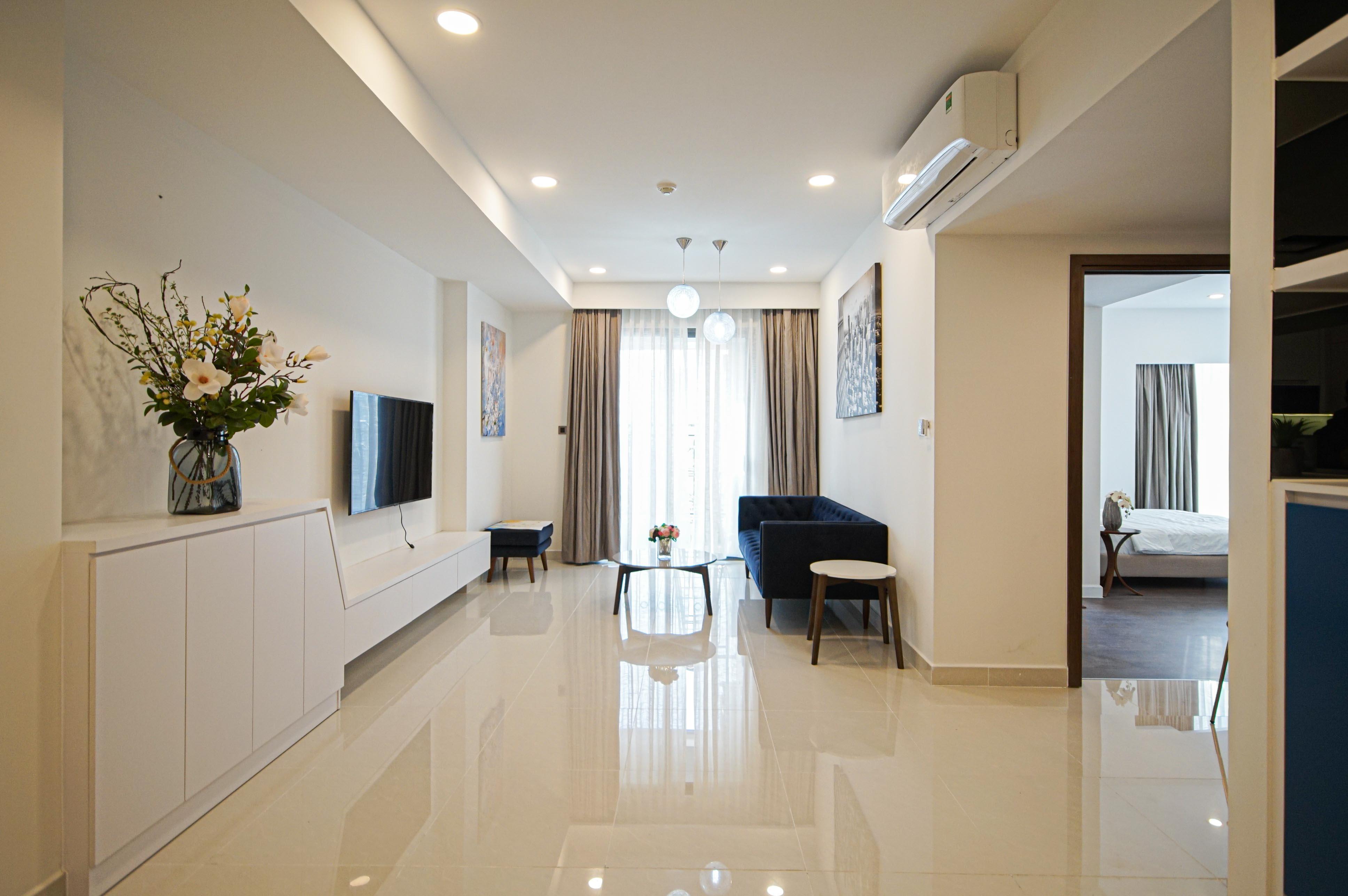 Cho Thuê Căn hộ PN Saigon Royal Residence - Đầy Đủ Nội Thất & Tinh Tế-3