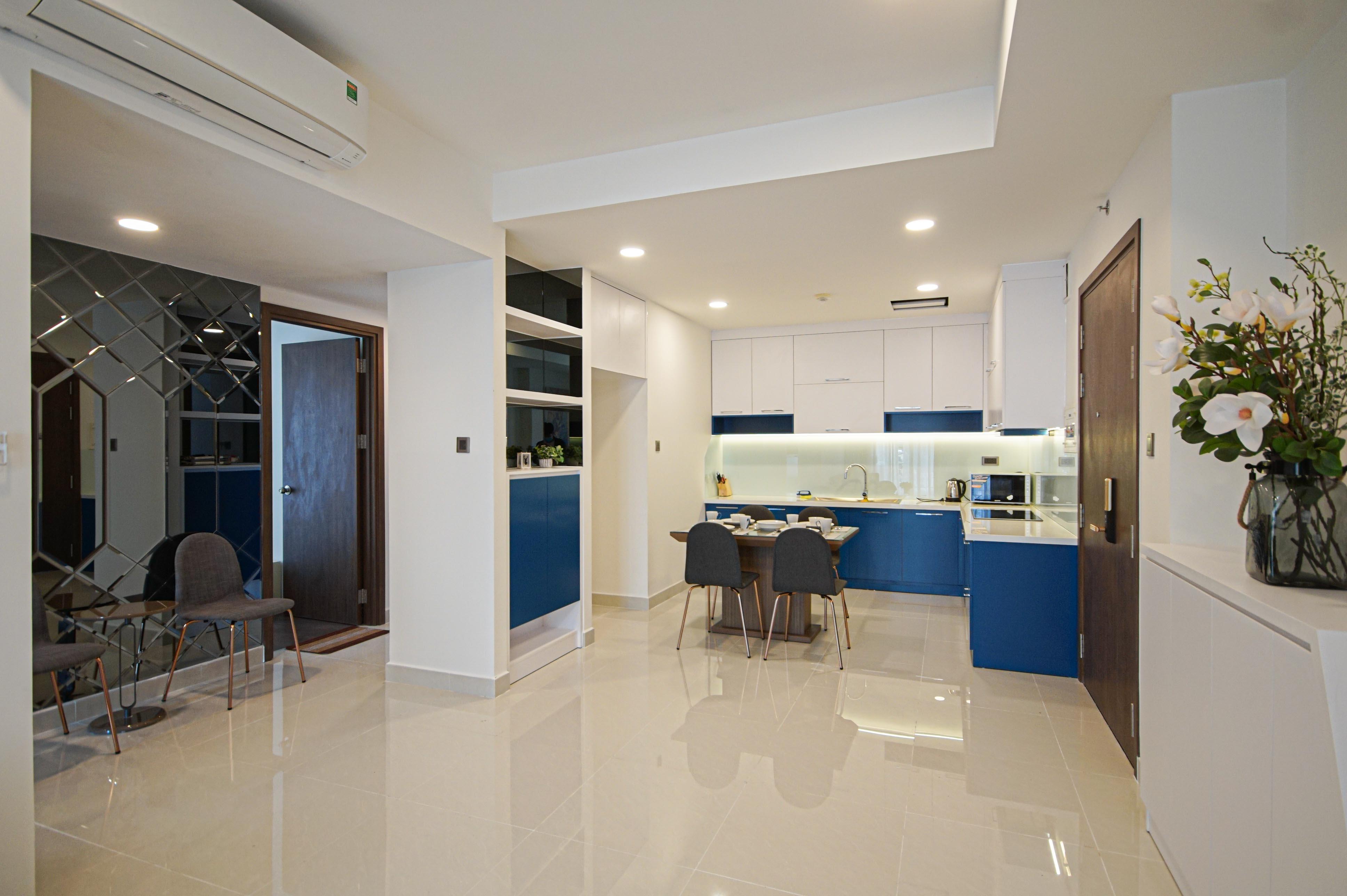 Cho Thuê Căn hộ PN Saigon Royal Residence - Đầy Đủ Nội Thất & Tinh Tế-1
