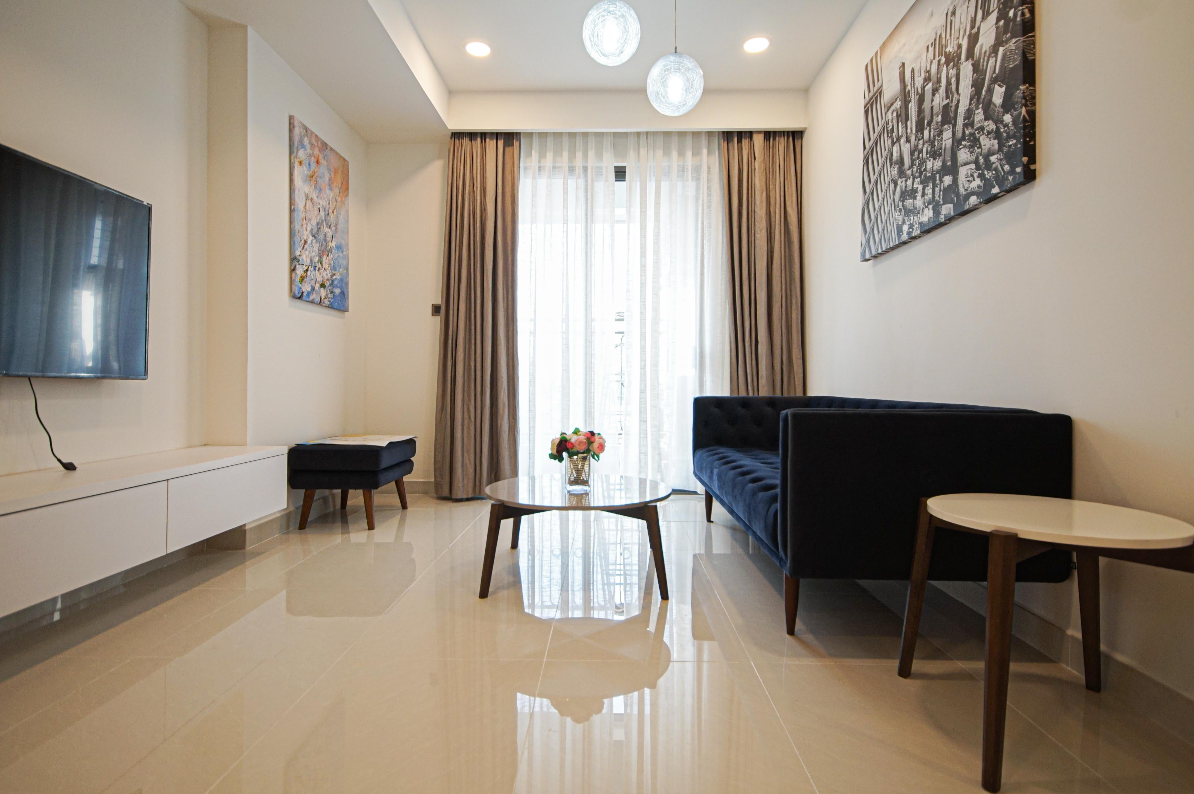 Cho Thuê Căn hộ PN Saigon Royal Residence - Đầy Đủ Nội Thất & Tinh Tế-0