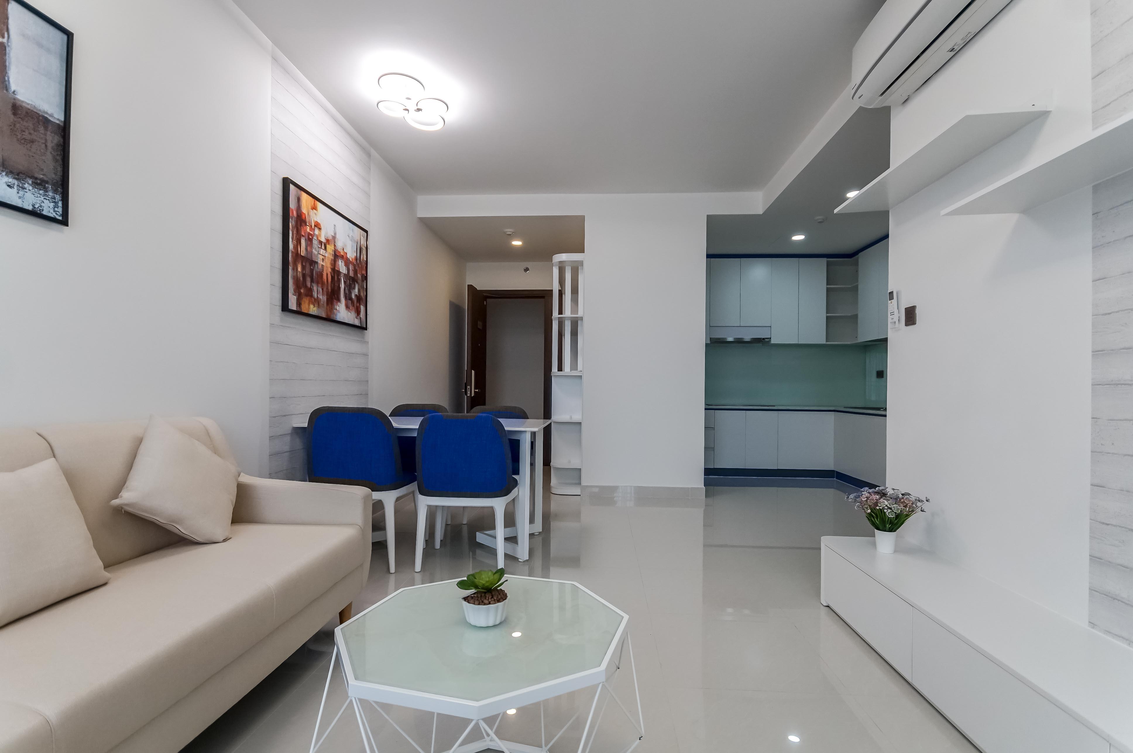 Căn hộ 2 PN Saigon Royal Residence - Đầy Đủ Nội Thất & Trang Nhã-7