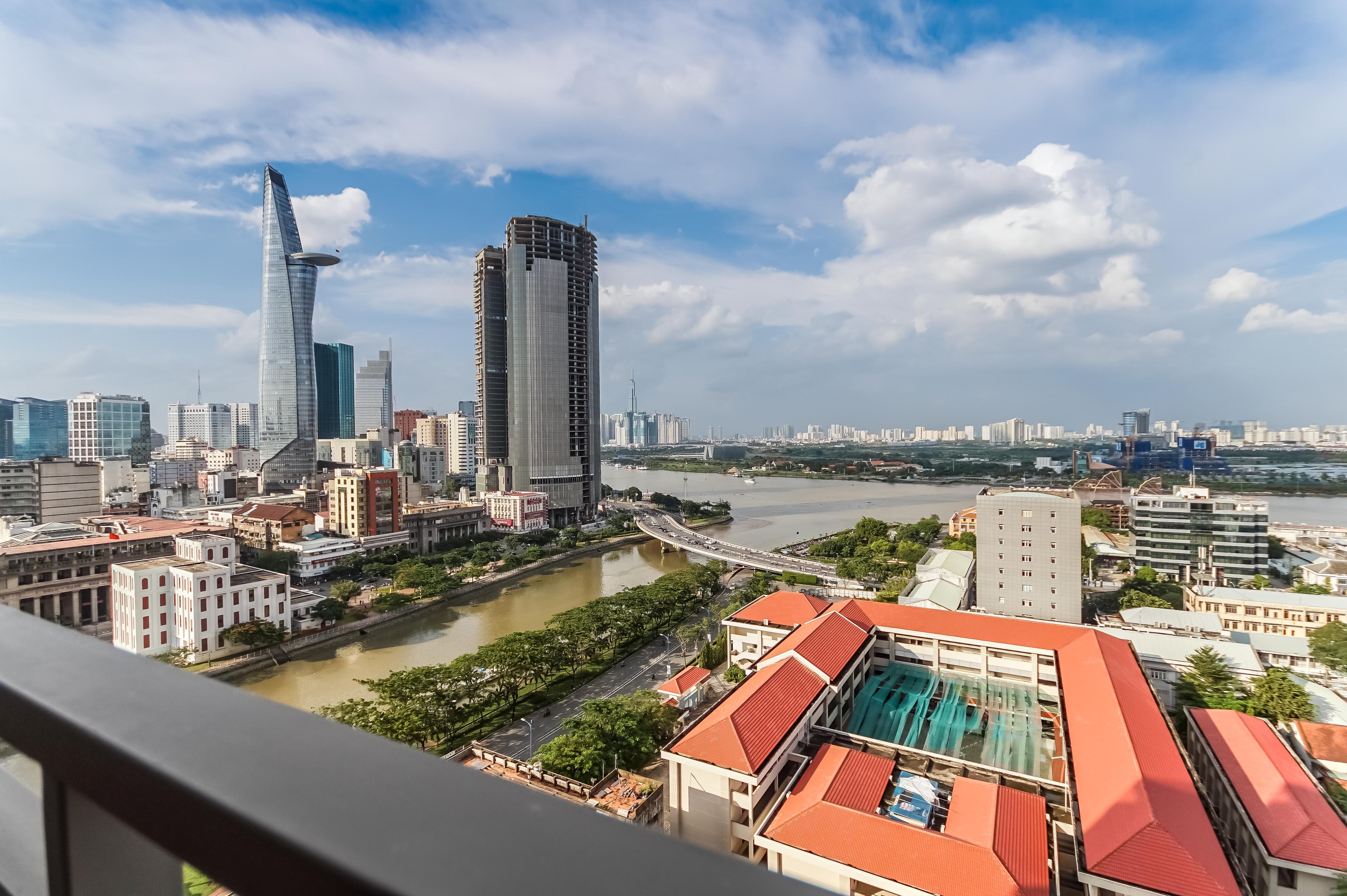 Căn hộ 2 PN Saigon Royal Residence - Đầy Đủ Nội Thất & Trang Nhã-22