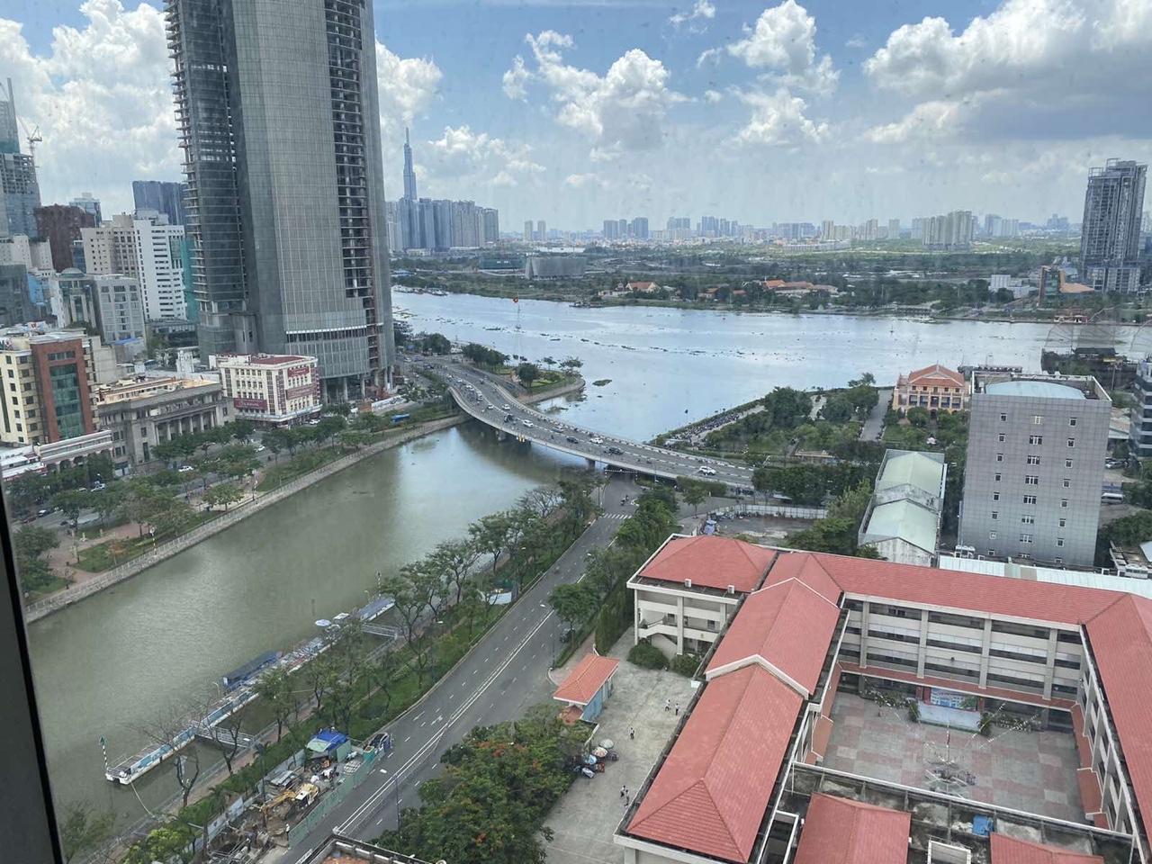 Cho Thuê Căn hộ 2 PN Saigon Royal Residence - Đầy Đủ Nội Thất & Duyên Dáng-2