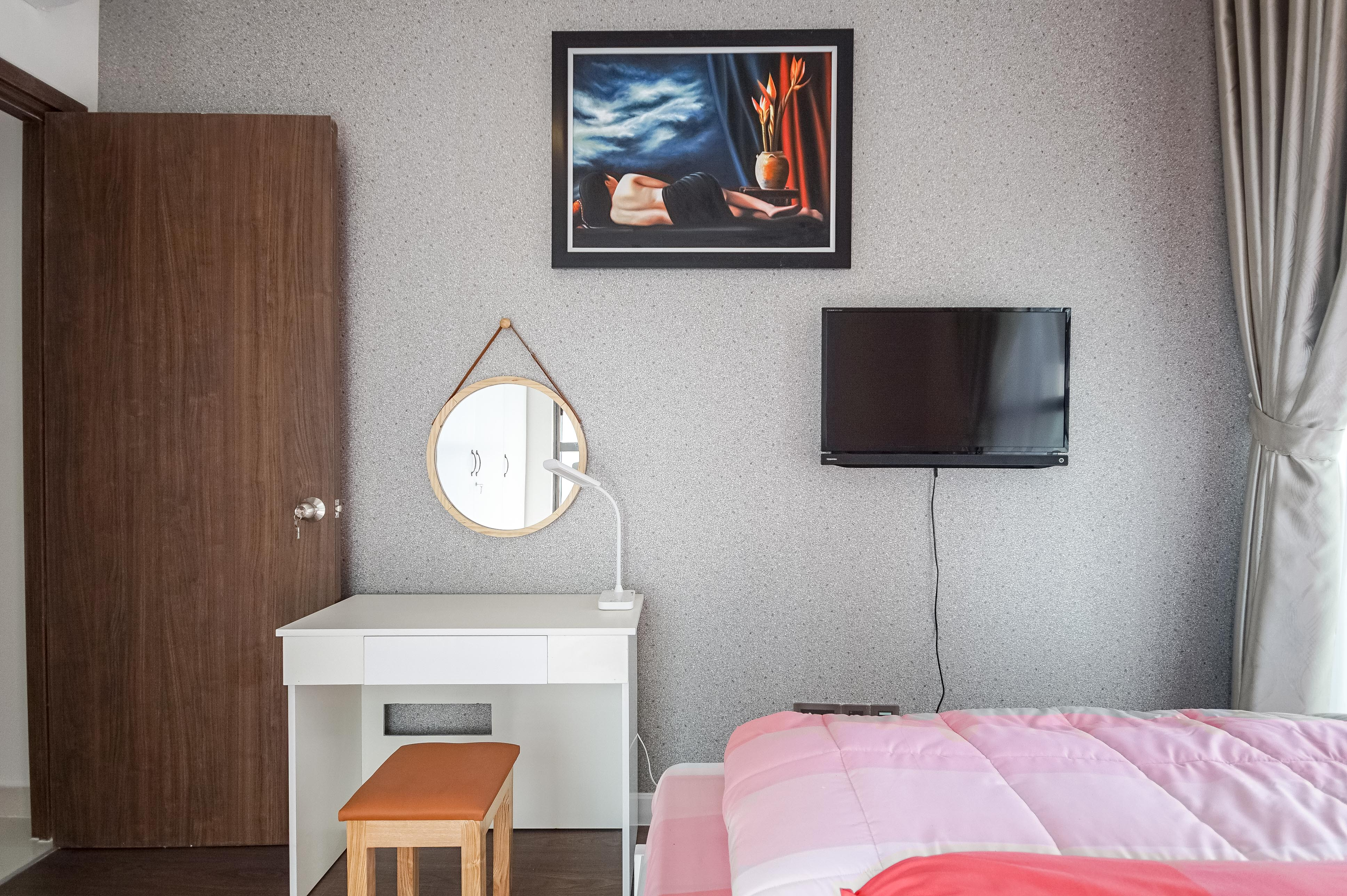 Căn hộ 1 PN Saigon Royal Residence - Đầy Đủ Nội Thất & Ấm Cúng-14