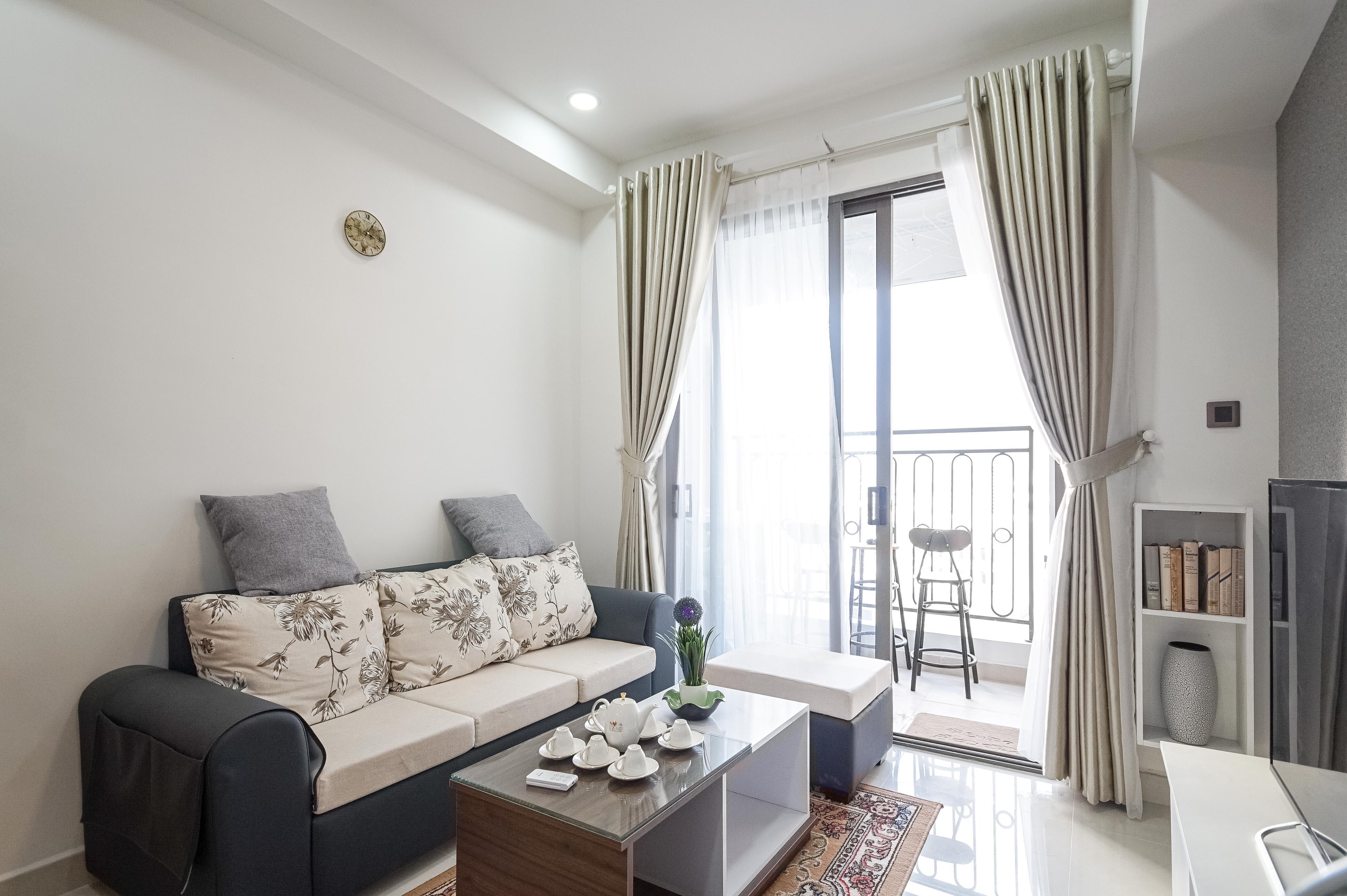 Căn hộ 1 PN Saigon Royal Residence - Đầy Đủ Nội Thất & Ấm Cúng-4