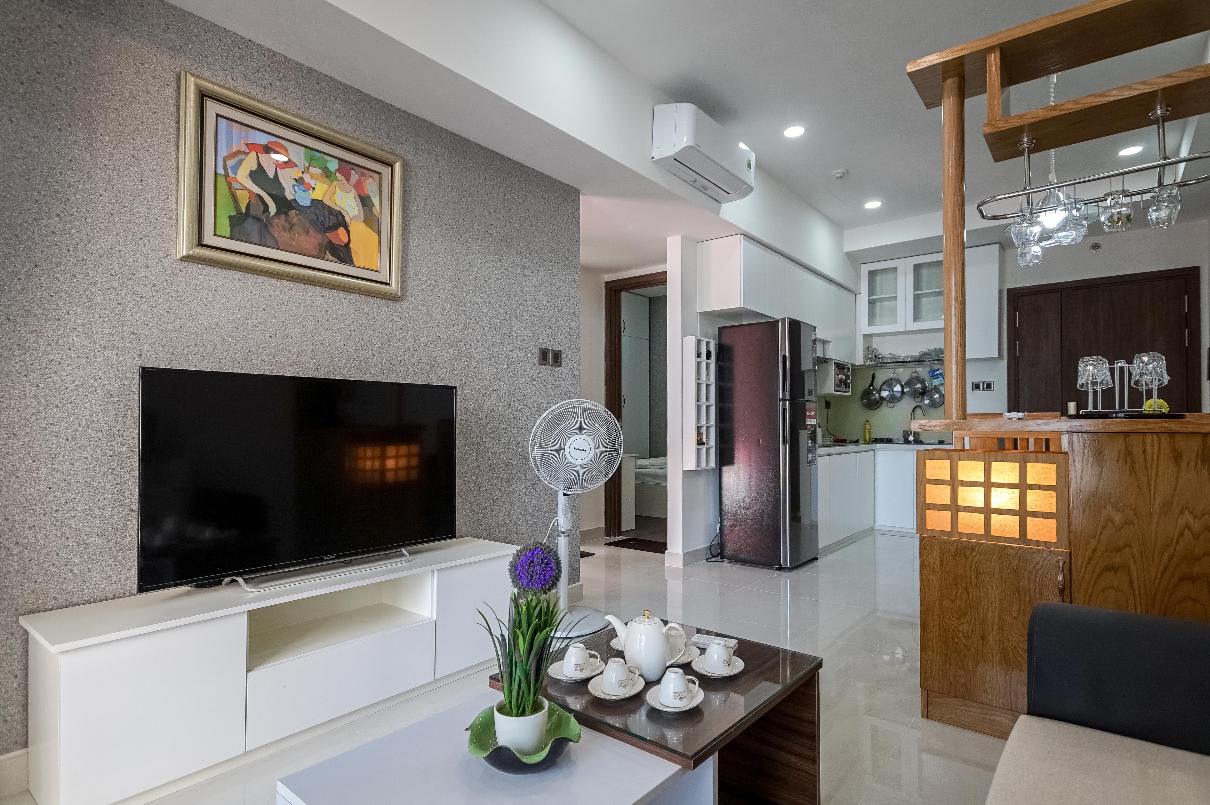 Căn hộ 1 PN Saigon Royal Residence - Đầy Đủ Nội Thất & Ấm Cúng-10