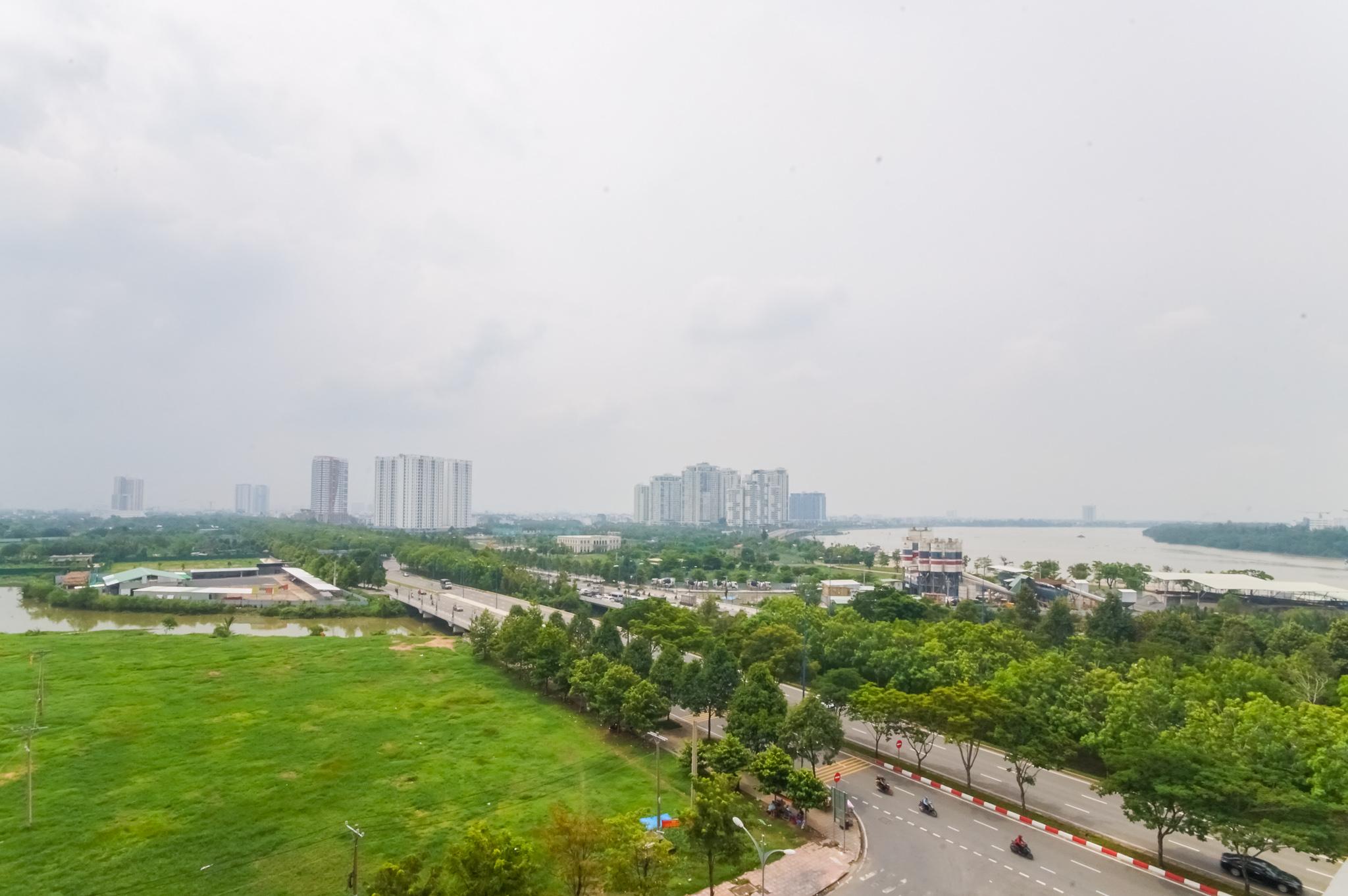 Cho Thuê Căn hộ 3 PN New City - Đầy Đủ Nội Thất & Hiện Đại-7