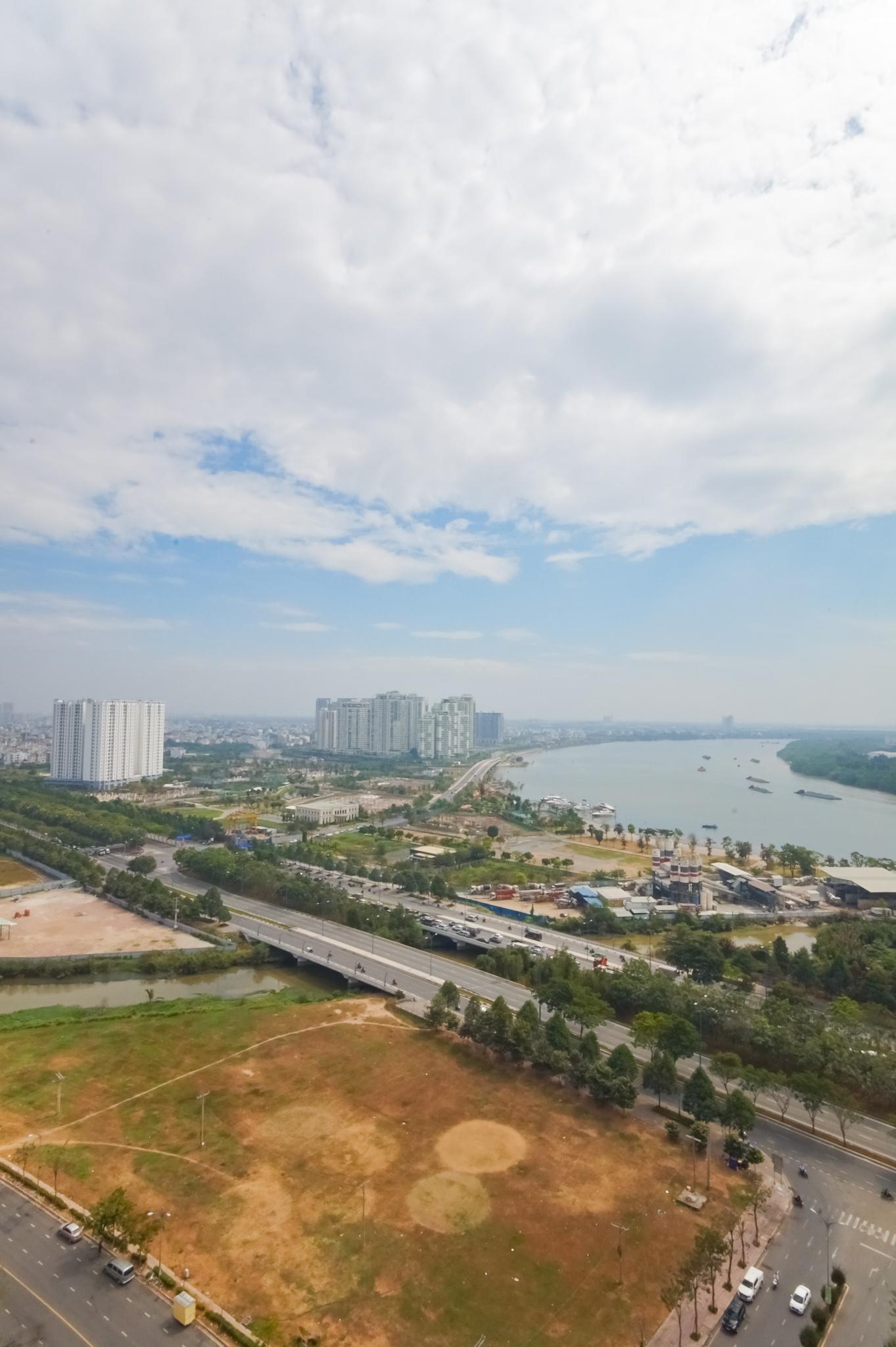 Cho Thuê Căn hộ 3 PN New City - Đầy Đủ Nội Thất & Tinh Tế-1