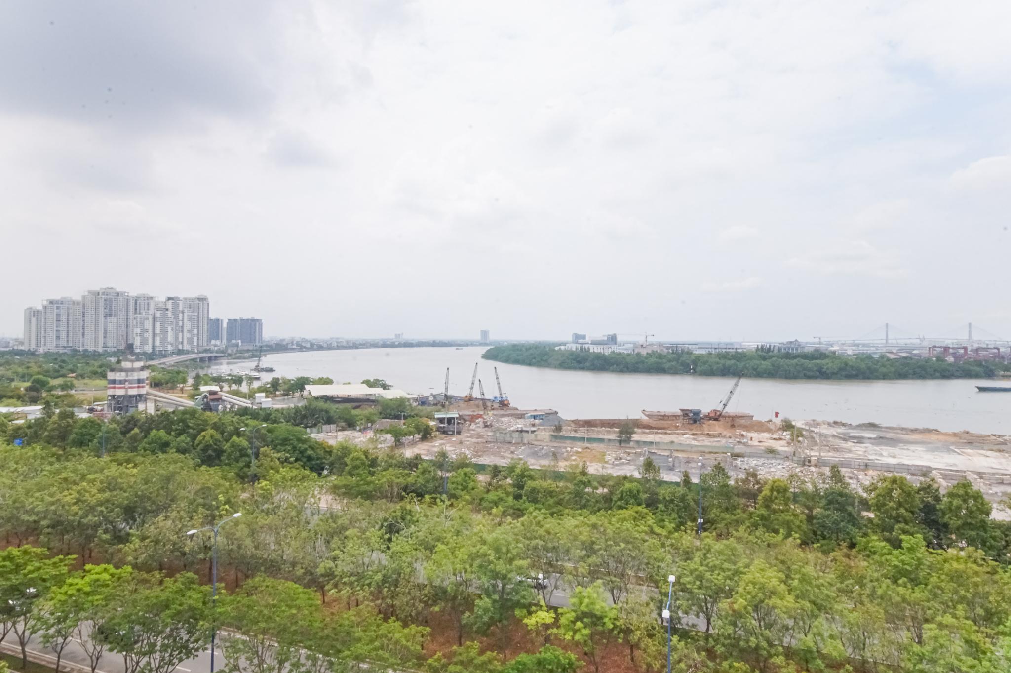Cho Thuê Căn hộ 3 PN New City - Đầy Đủ Nội Thất & Tinh Tế -13