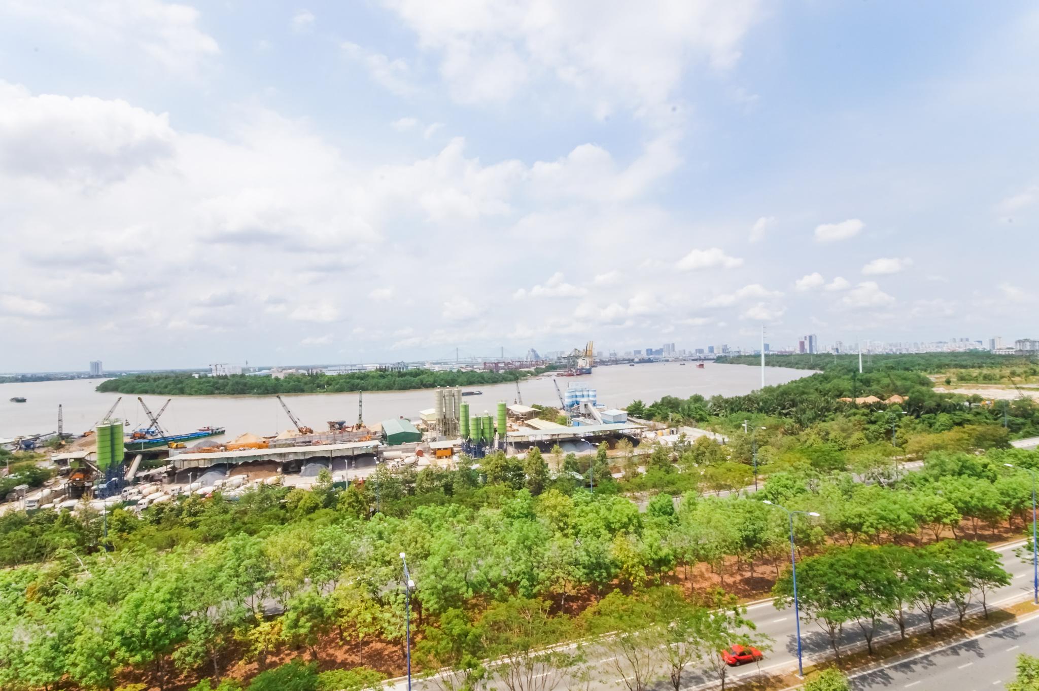 Cho Thuê Căn hộ 3 PN New City - Đầy Đủ Nội Thất & Hiện Đại-1