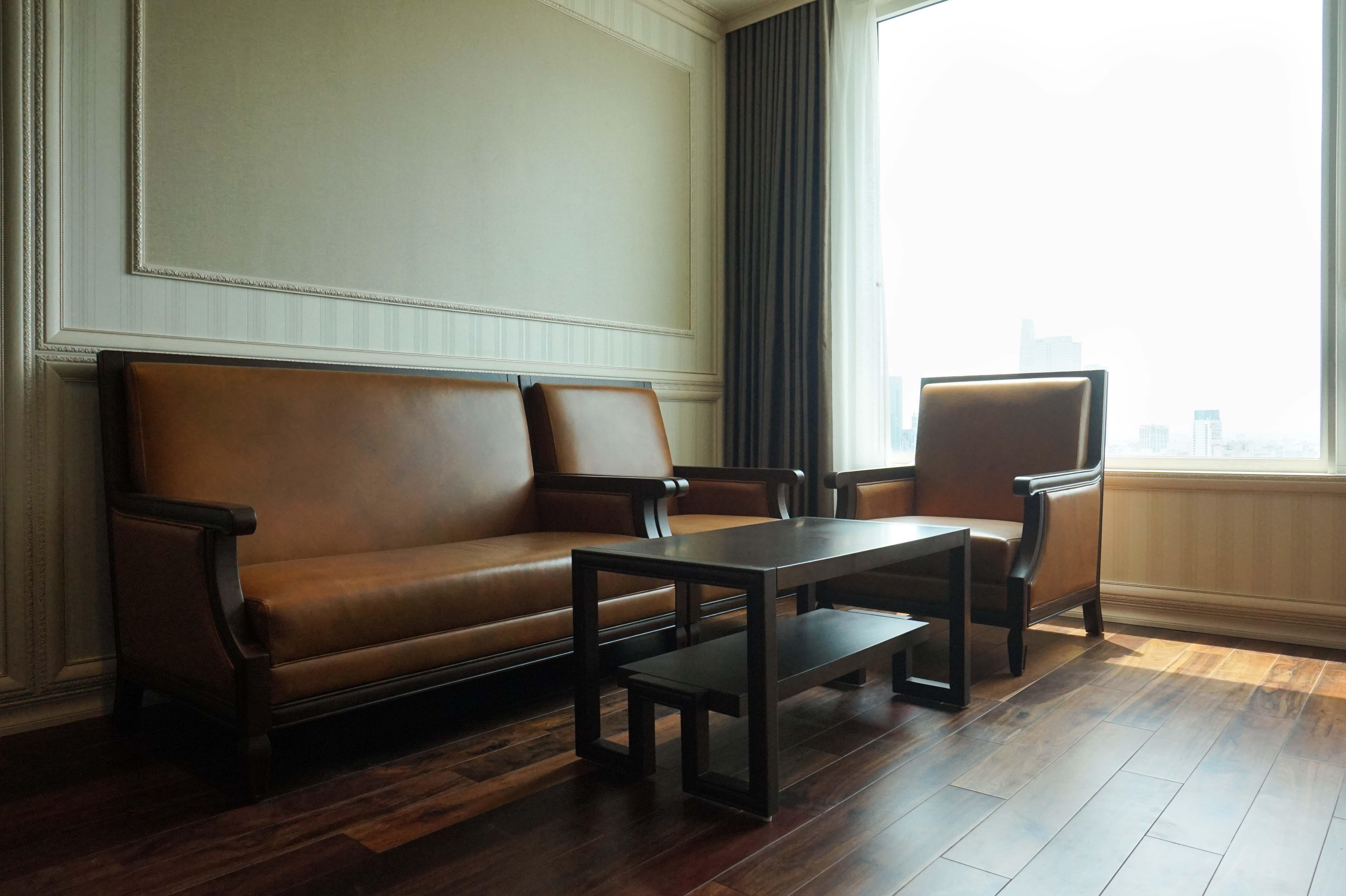Căn hộ 2 PN Léman Luxury - Đầy Đủ Nội Thất - Căn Hộ Ấm Cúng Và Tinh Tế-3