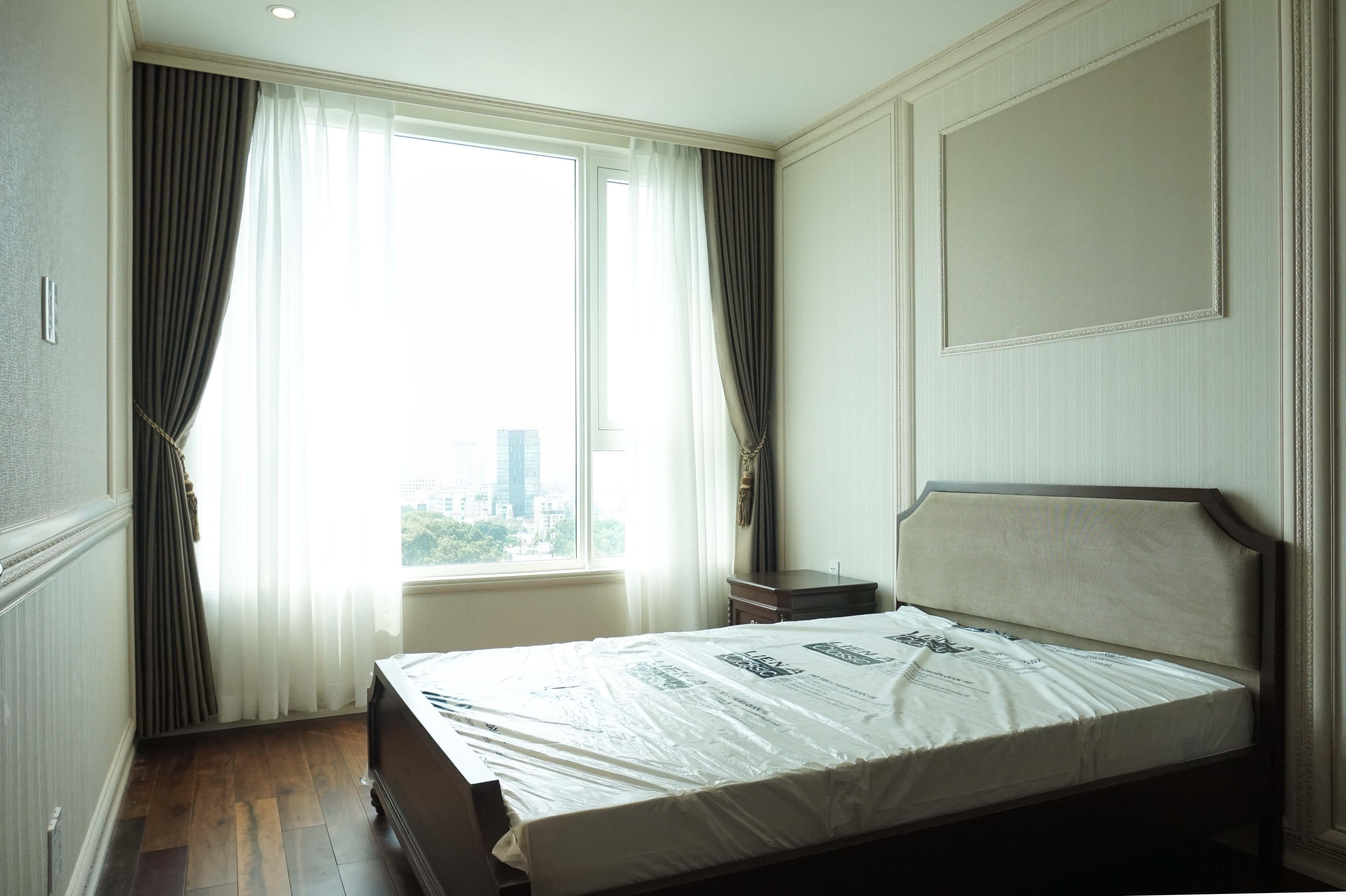 Căn hộ 2 PN Léman Luxury - Đầy Đủ Nội Thất - Căn Hộ Ấm Cúng Và Tinh Tế-9