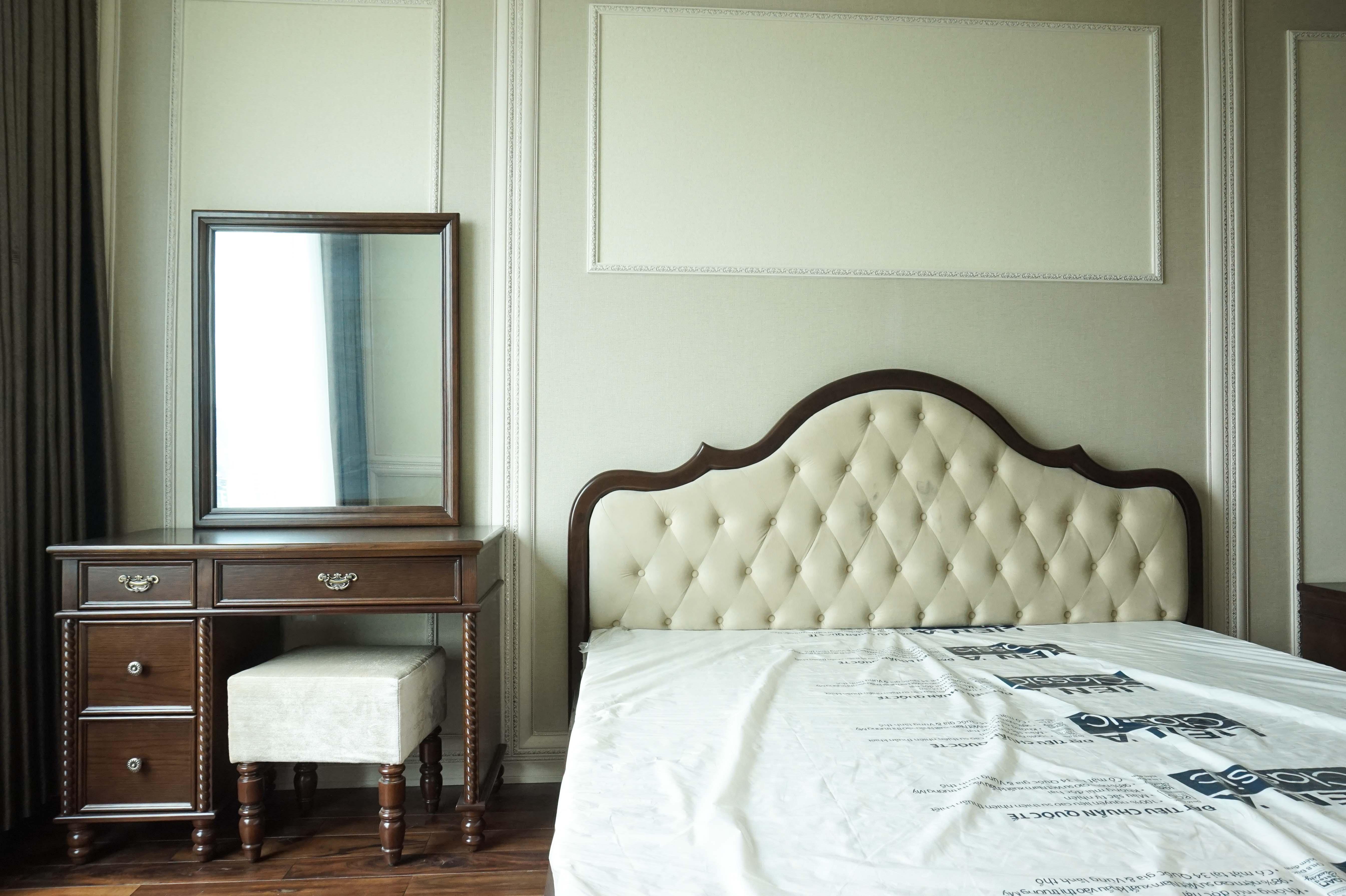 Căn hộ 2 PN Léman Luxury - Đầy Đủ Nội Thất - Căn Hộ Ấm Cúng Và Tinh Tế-17
