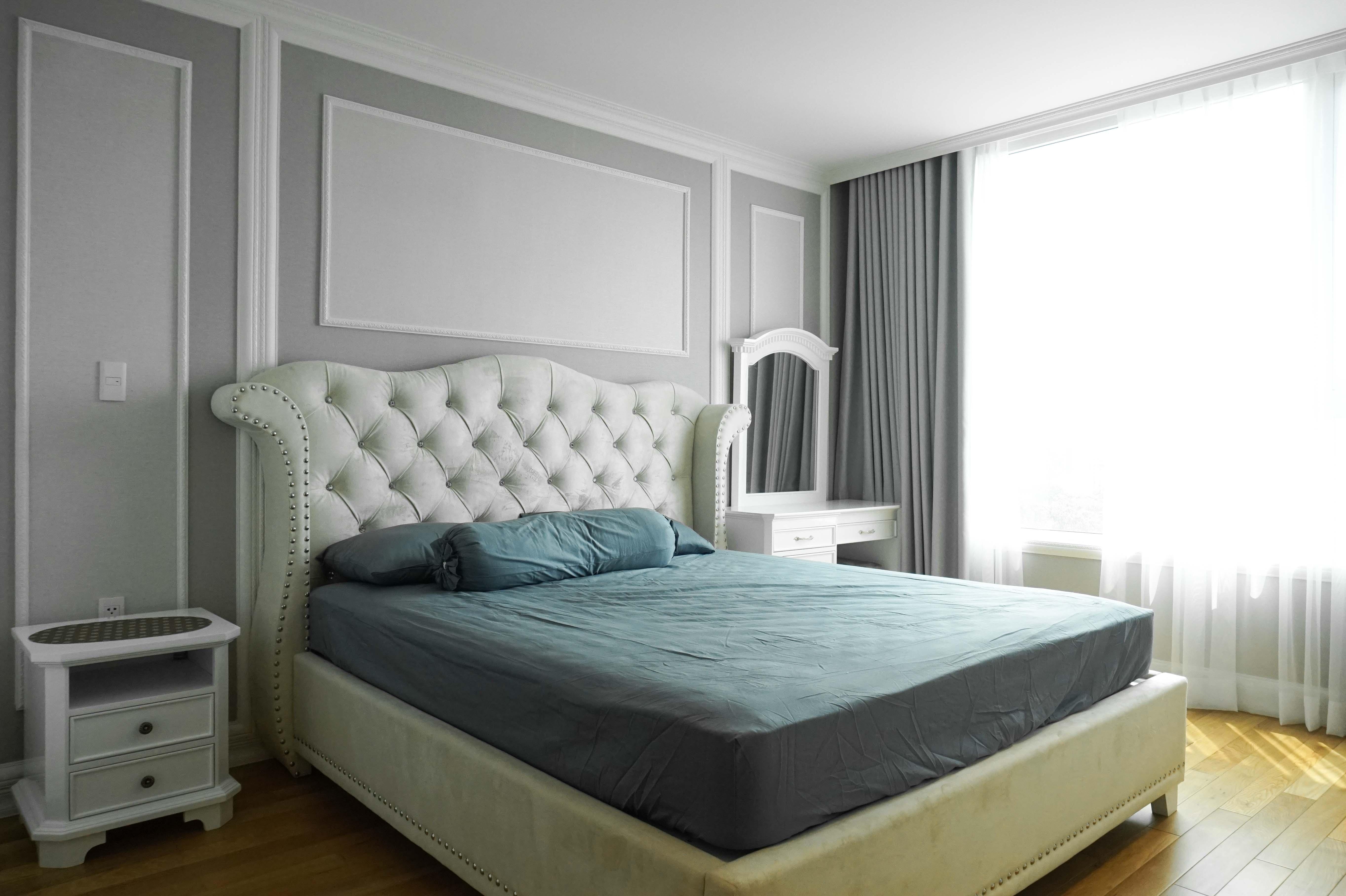 Căn hộ 2 PN Léman Luxury - Đầy Đủ Nội Thất - Căn Hộ Duyên Dáng Và Đầy Đủ Tiện Nghi-1