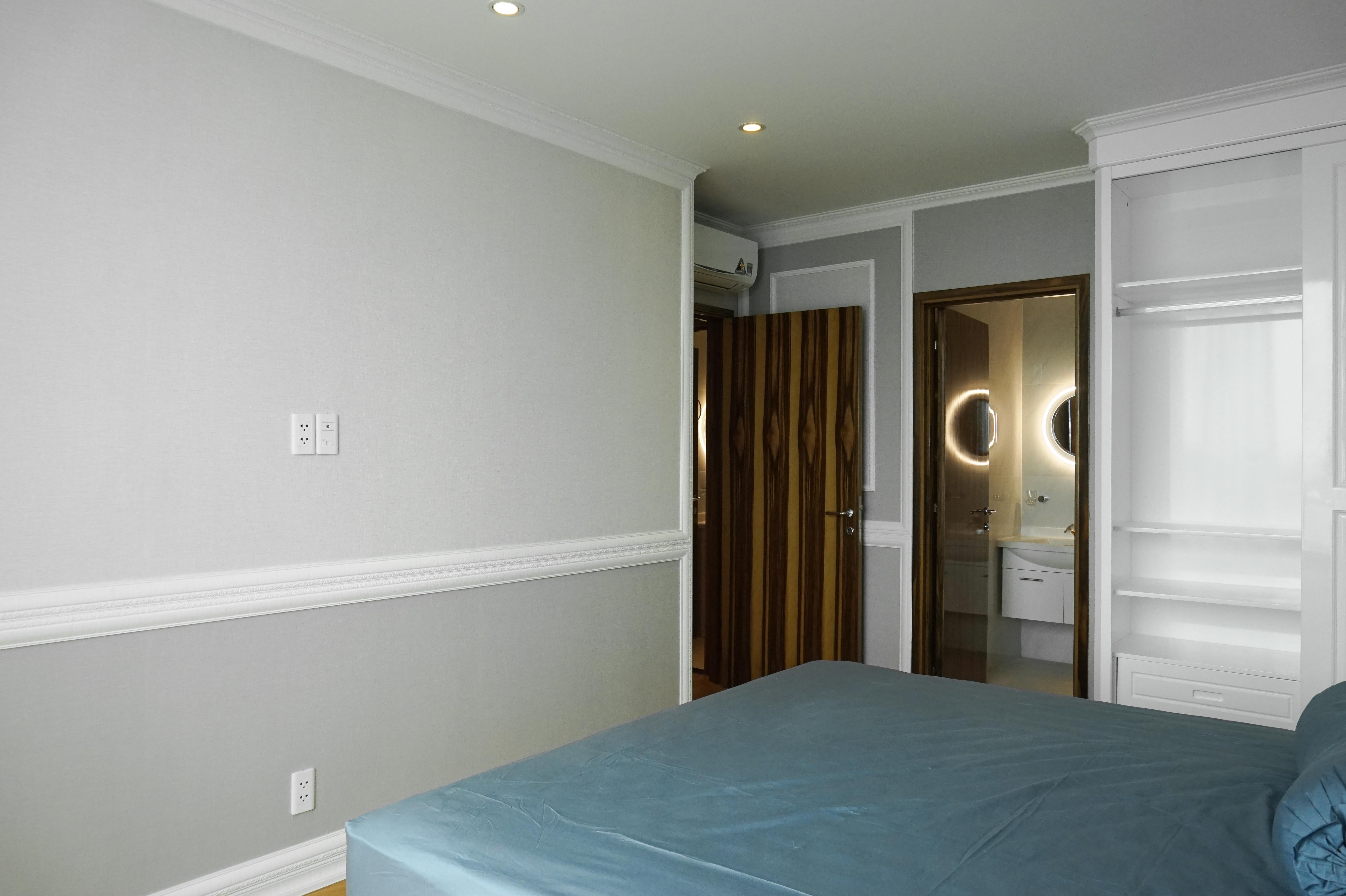 Căn hộ 2 PN Léman Luxury - Đầy Đủ Nội Thất - Căn Hộ Duyên Dáng Và Đầy Đủ Tiện Nghi-10