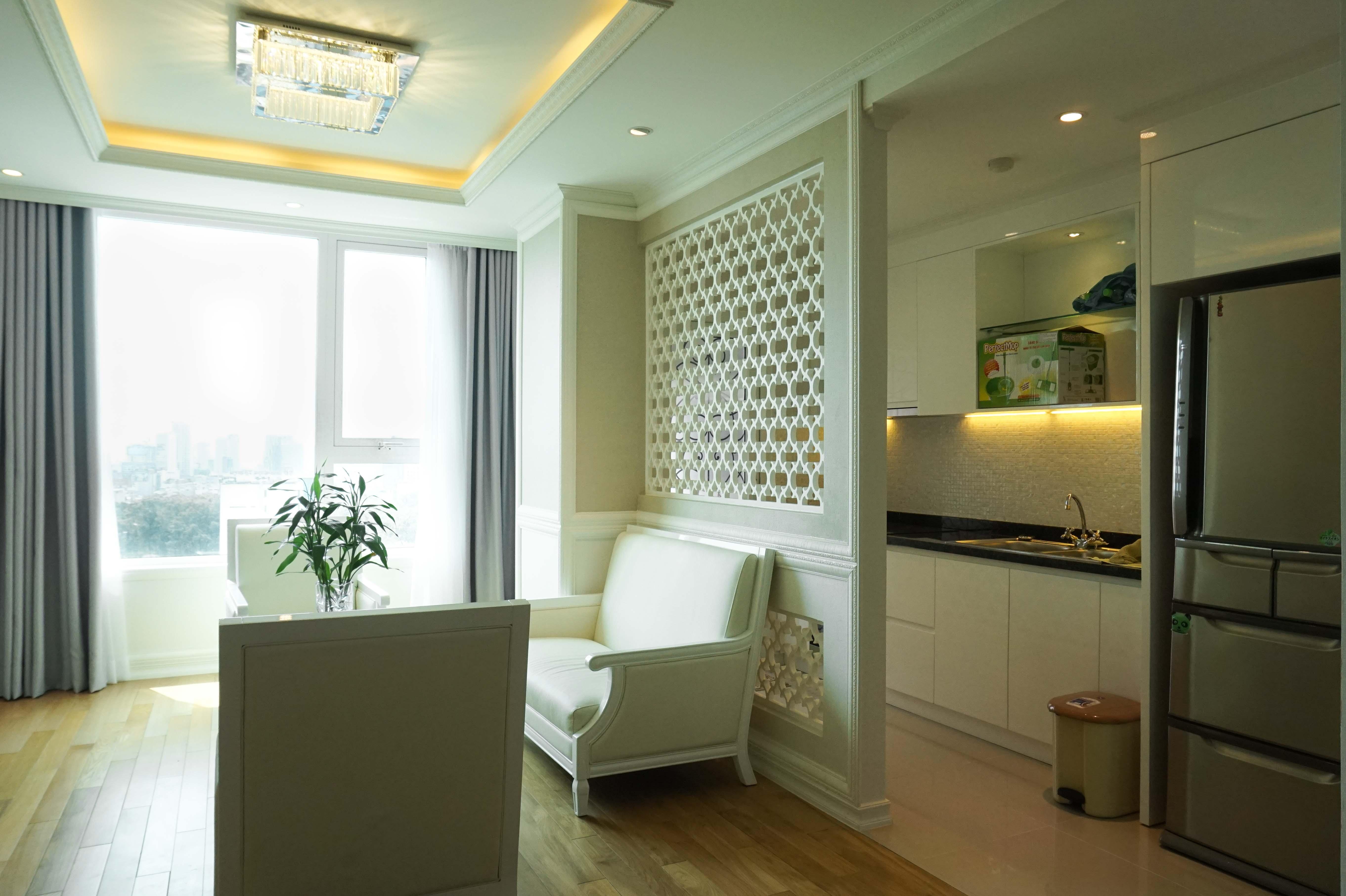 Căn hộ 2 PN Léman Luxury - Đầy Đủ Nội Thất - Căn Hộ Duyên Dáng Và Đầy Đủ Tiện Nghi-14