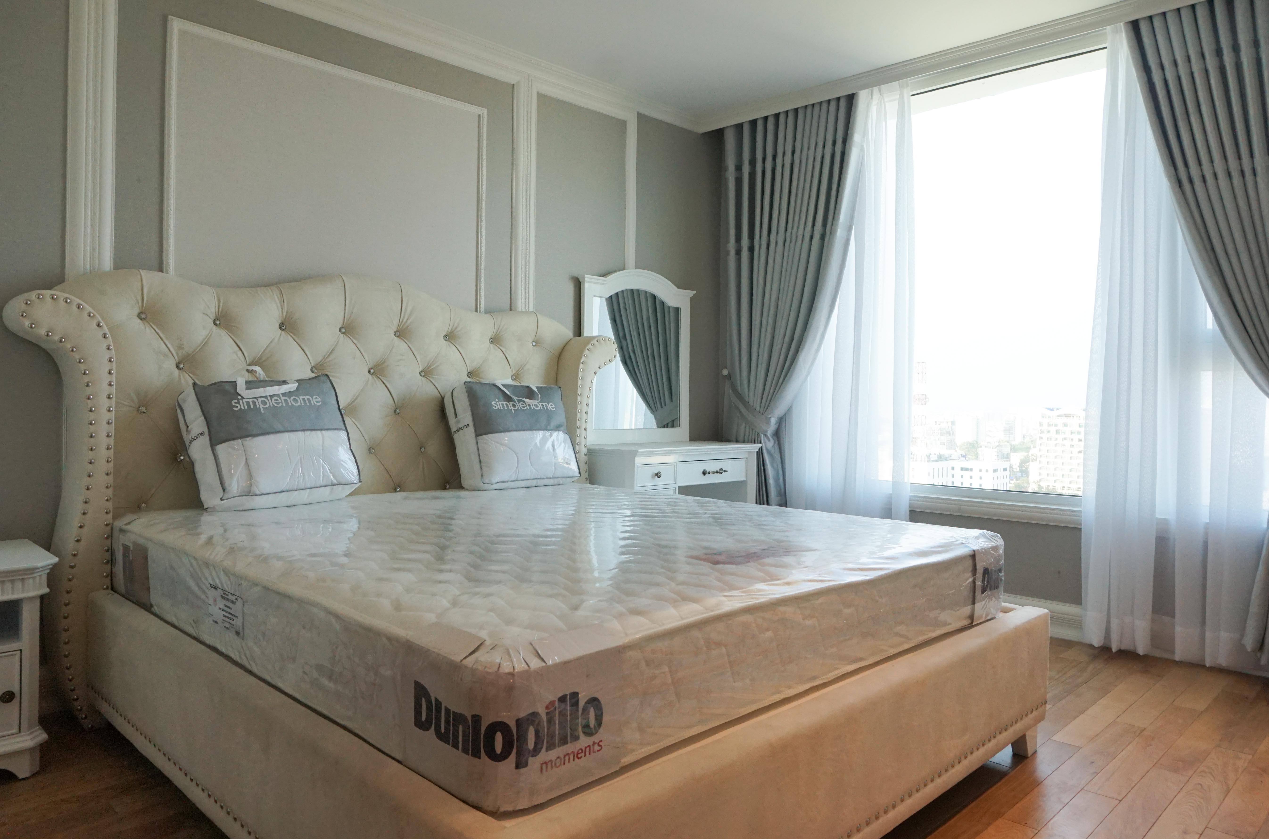 Căn hộ 2 PN Léman Luxury - Đầy Đủ Nội Thất - Căn Hộ Duyên Dáng Và Sang Trọng-4