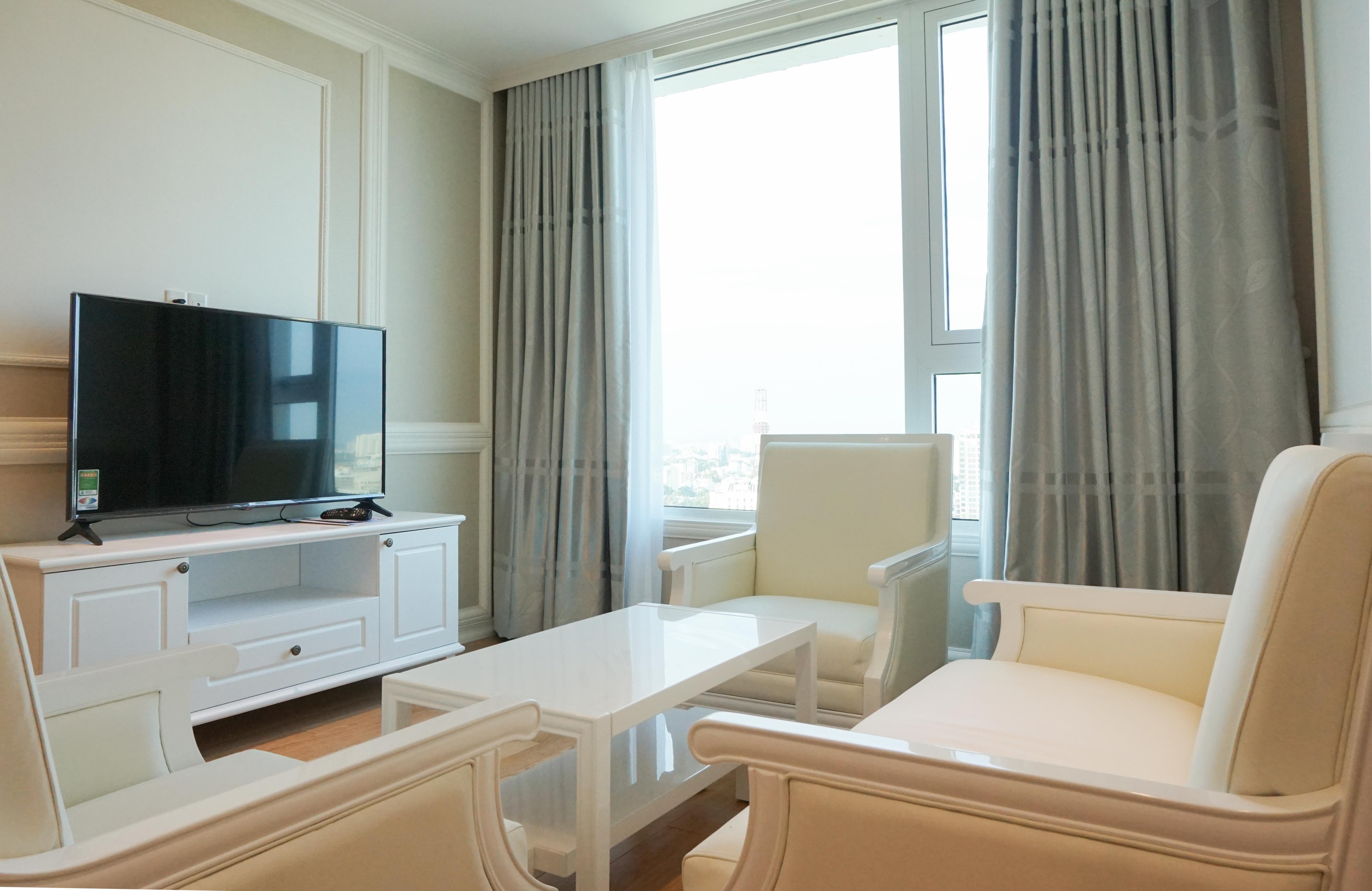 Căn hộ 2 PN Léman Luxury - Đầy Đủ Nội Thất - Căn Hộ Duyên Dáng Và Sang Trọng-12