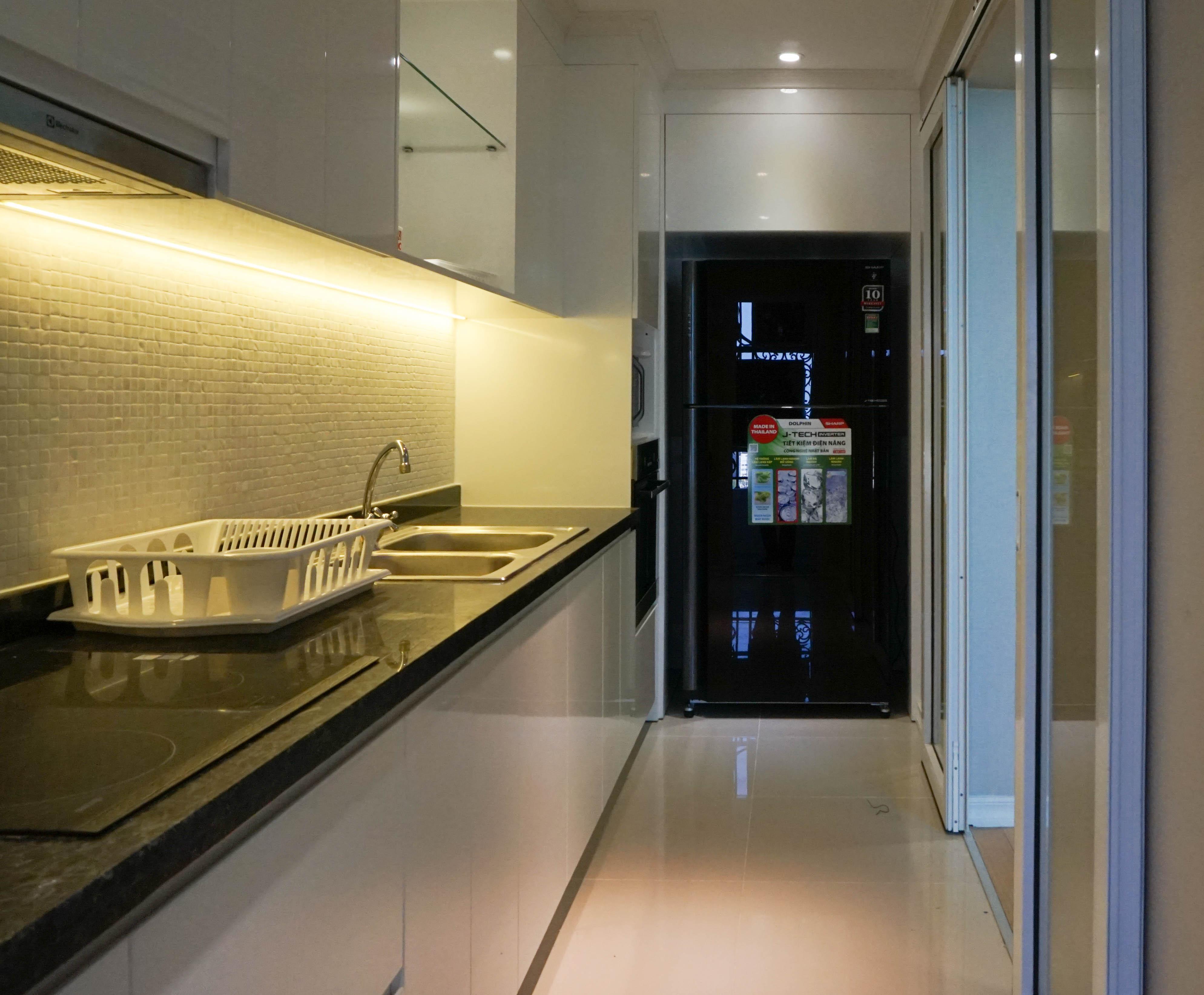 Căn hộ 2 PN Léman Luxury - Đầy Đủ Nội Thất - Căn Hộ Duyên Dáng Và Sang Trọng-1