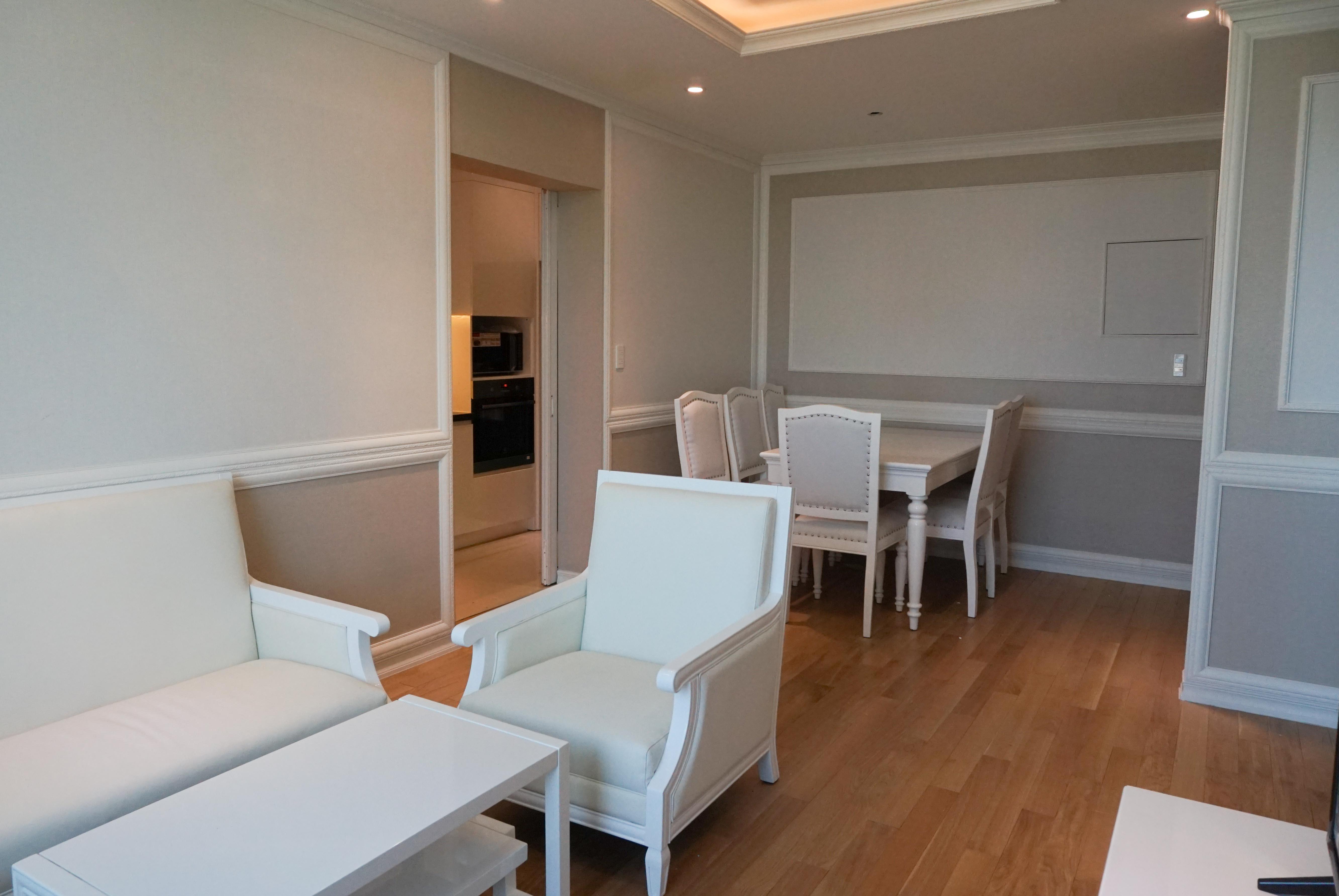 Căn hộ 2 PN Léman Luxury - Đầy Đủ Nội Thất - Căn Hộ Duyên Dáng Và Sang Trọng-16