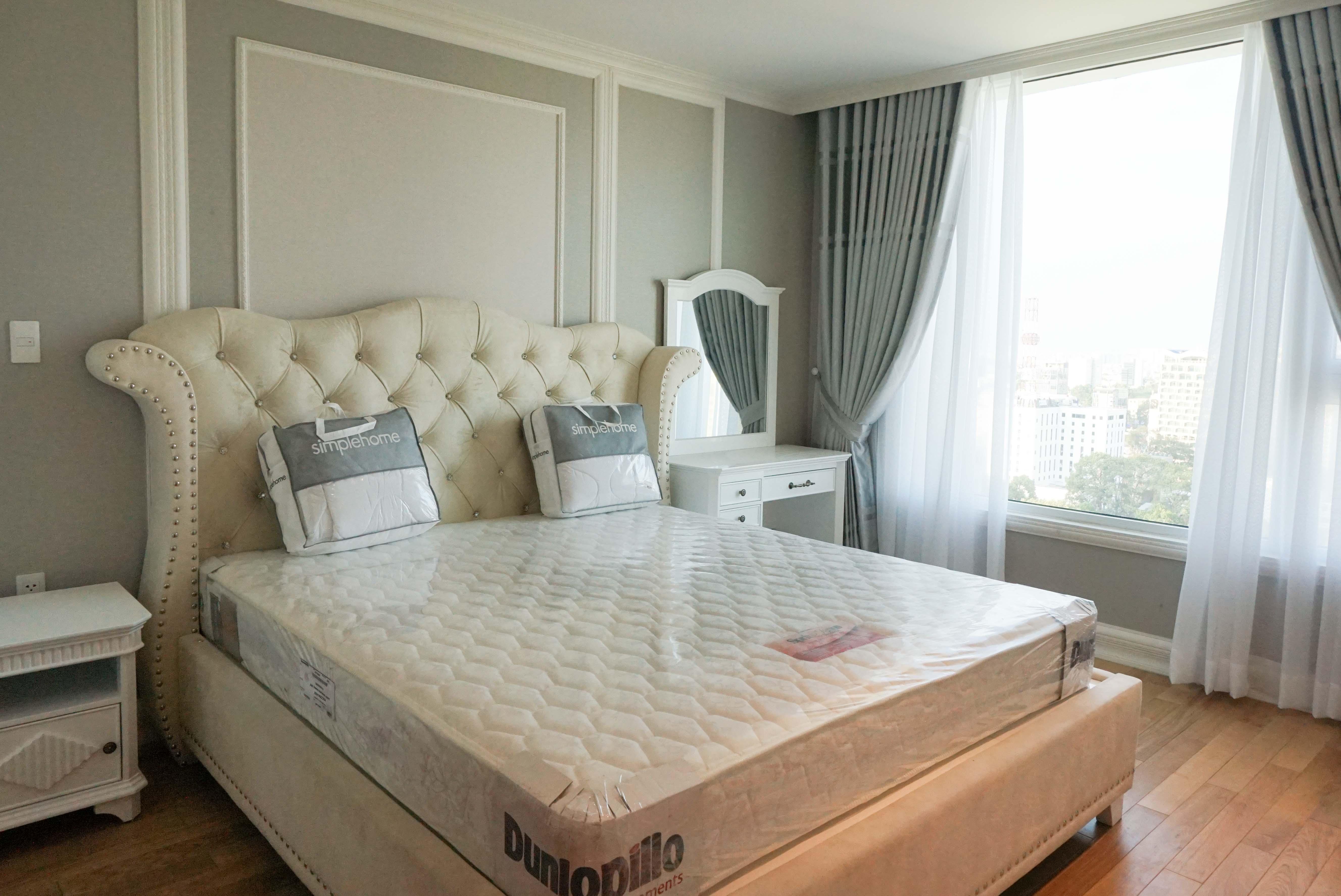 Căn hộ 2 PN Léman Luxury - Đầy Đủ Nội Thất - Căn Hộ Duyên Dáng Và Sang Trọng-2