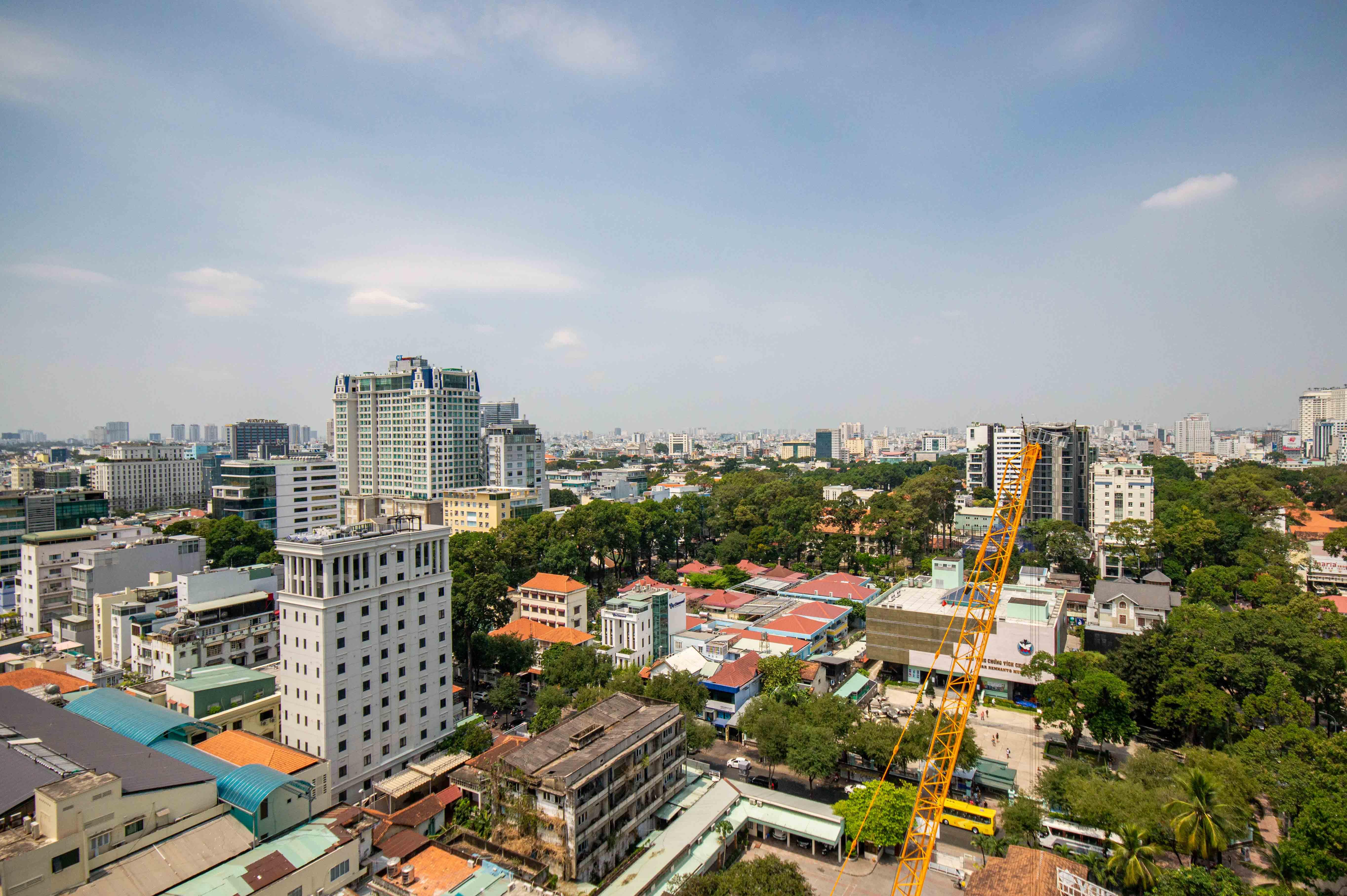 Cho Thuê Căn hộ 3 PN Indochine - Đầy Đủ Nội Thất & Tràn Ngập Ánh Sáng-7